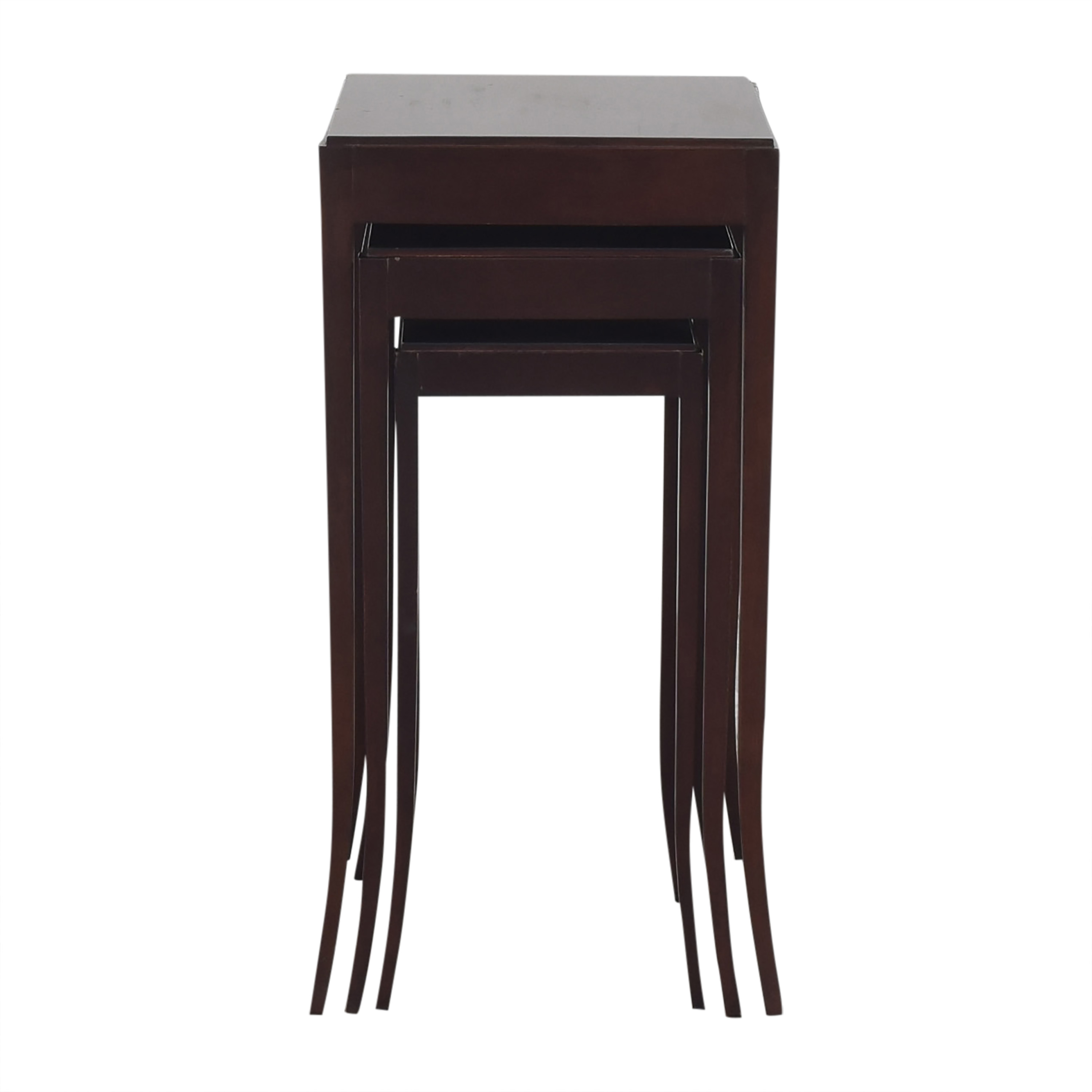 Baker Furniture Baker Nesting Tables by Barbara Barry discount