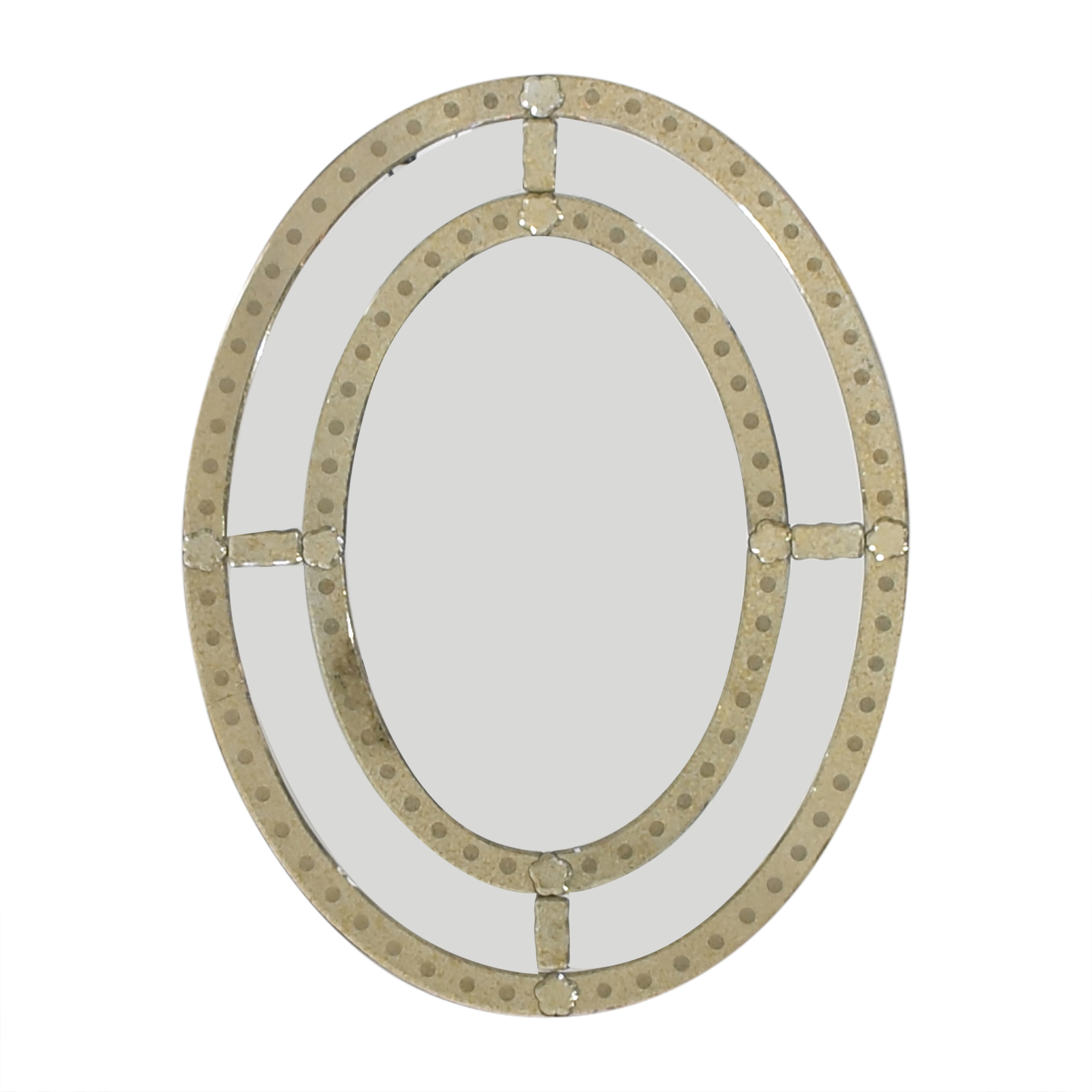 A&B Home A&B Home Wall Mirror discount