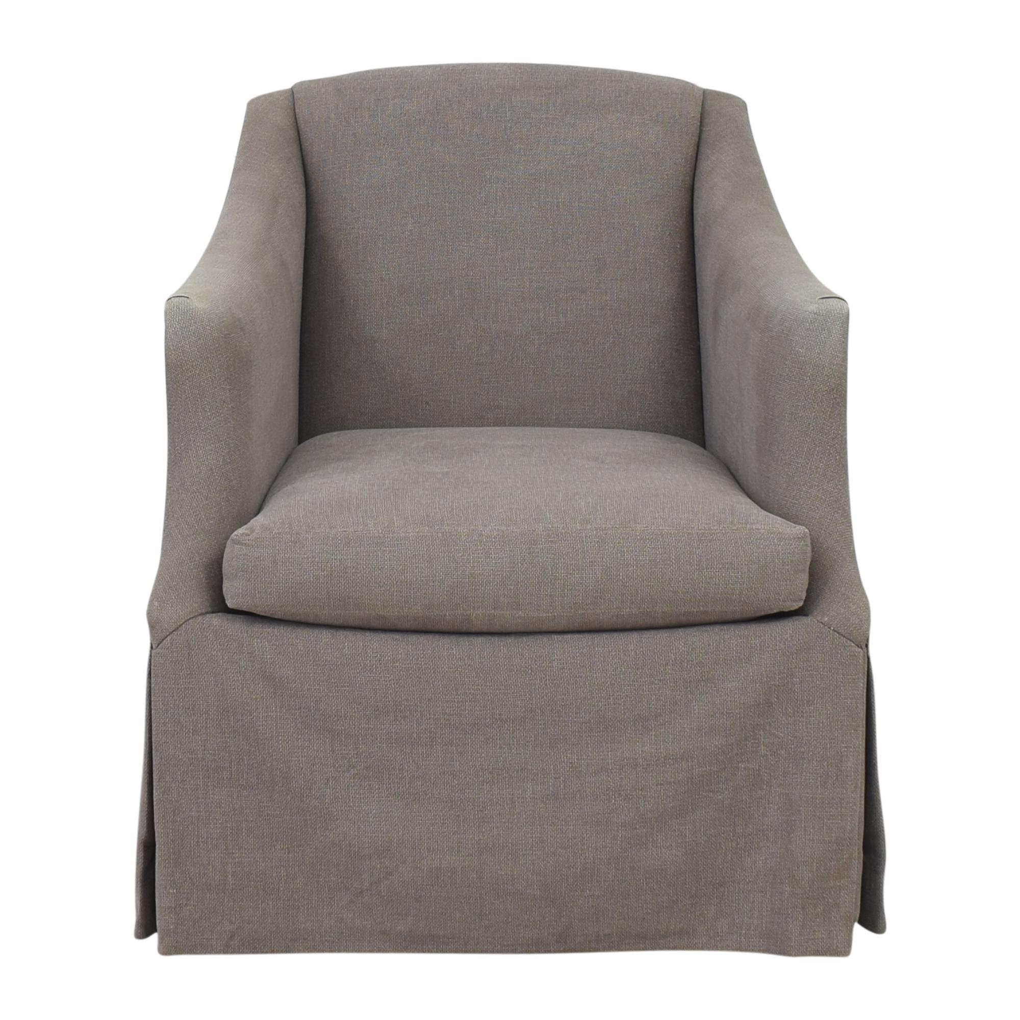 Safavieh Safavieh Sandra Slipcover Chair for sale