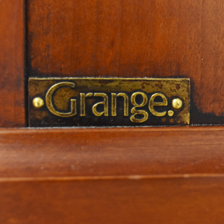 Grange Grange Louis Philippe Style Cherry Night Stands nj