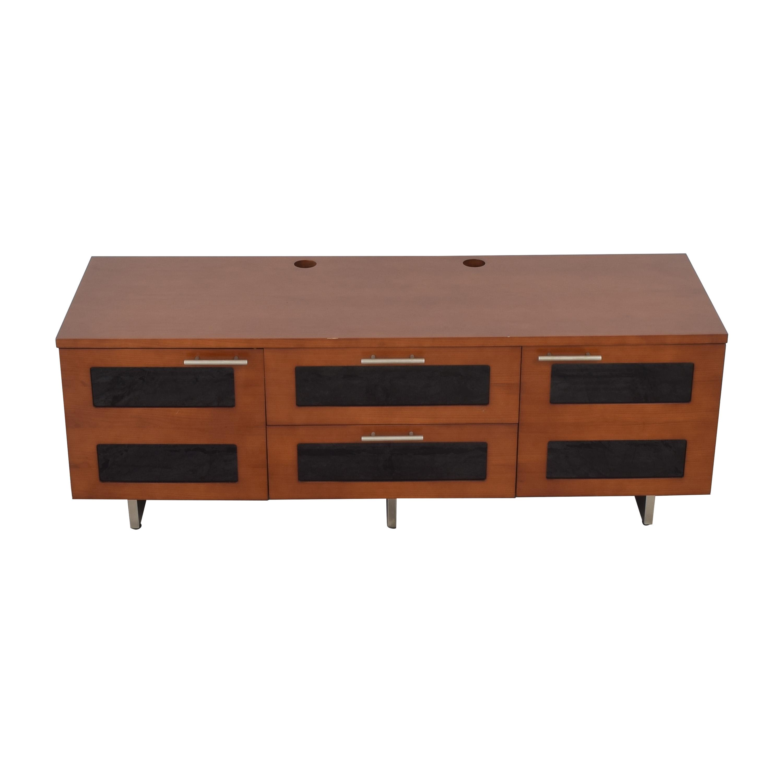 shop BDI Avion Media Console BDI Furniture Storage