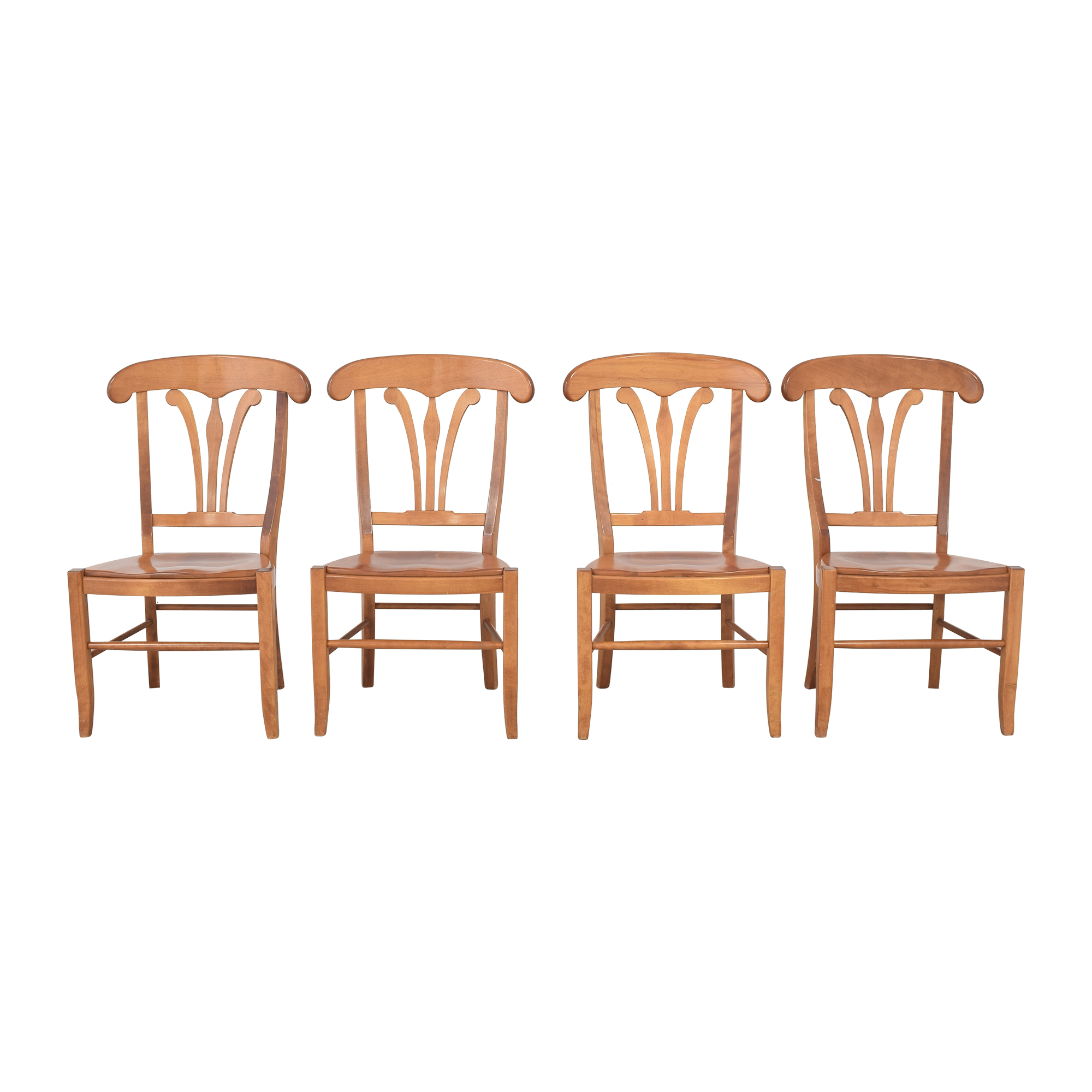 Nichols & Stone Nichols & Stone Country Manor Dining Chairs discount