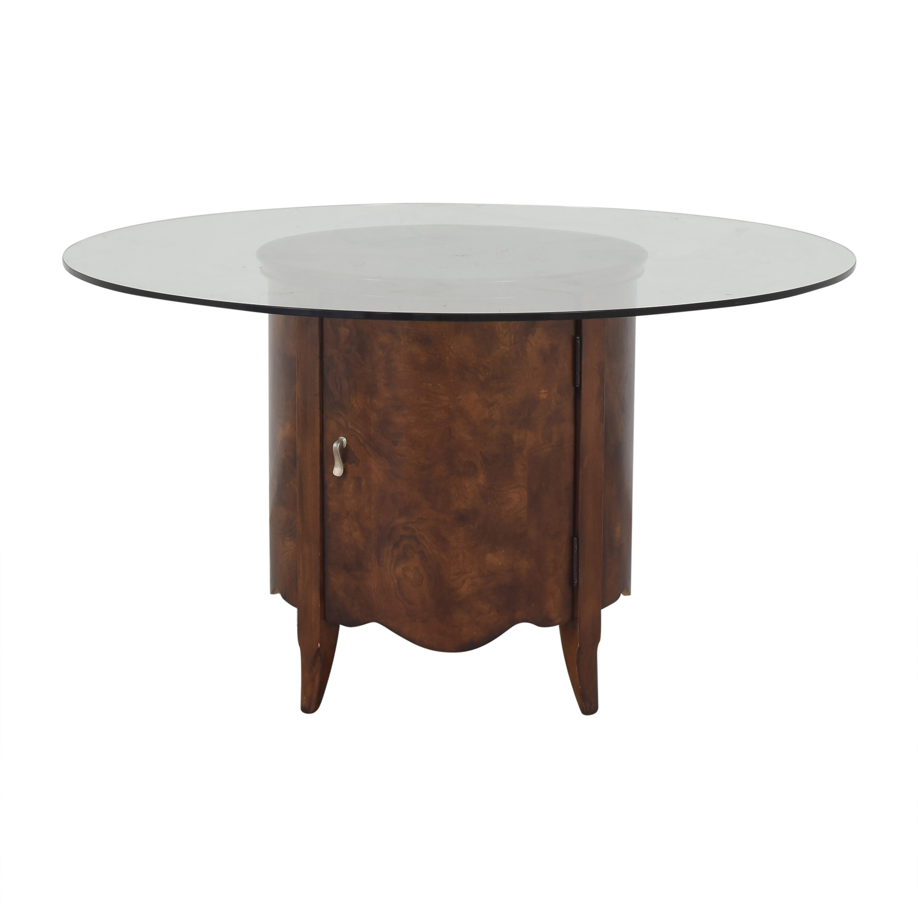 shop Raymour & Flanigan Raymour & Flanigan Round Dining Table online