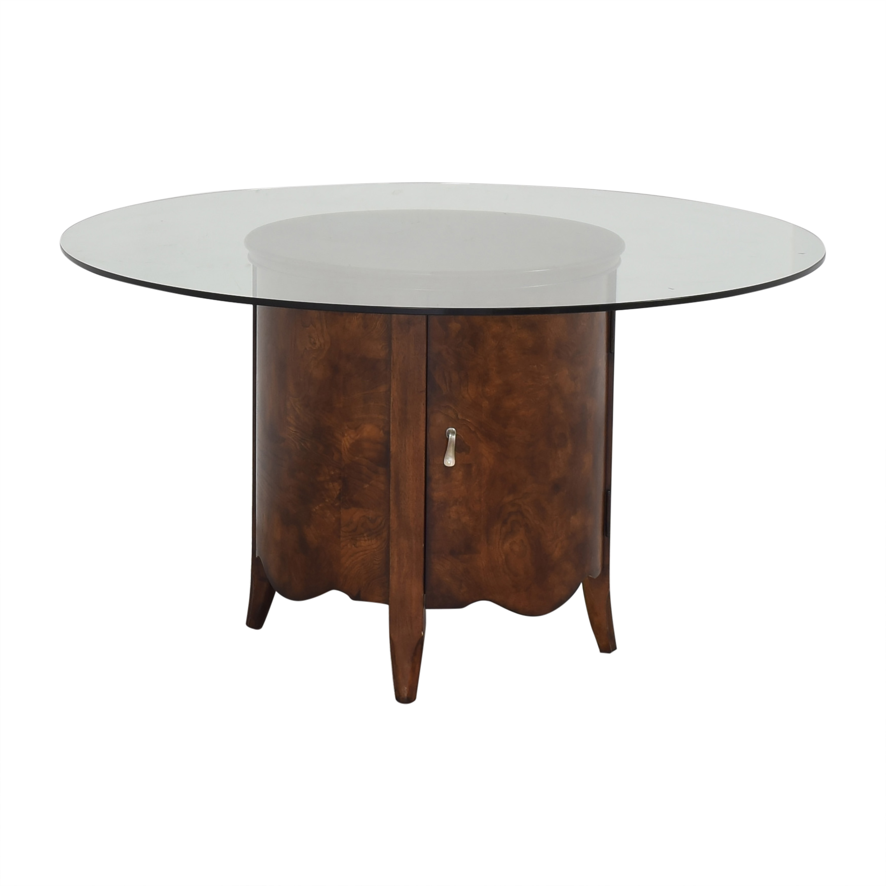 Raymour & Flanigan Raymour & Flanigan Round Dining Table coupon