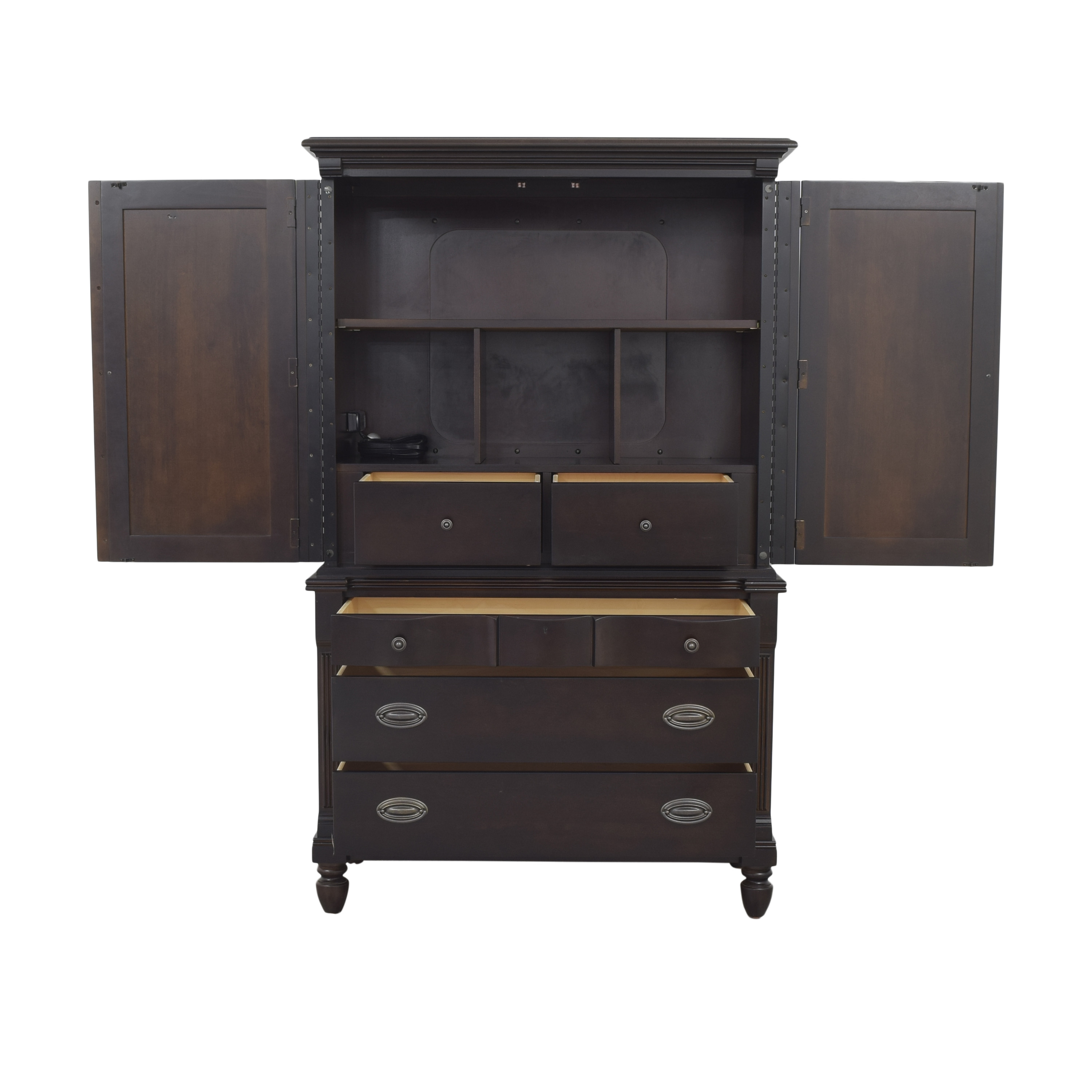 Stanley Furniture Stanley Island House Collection Armoire