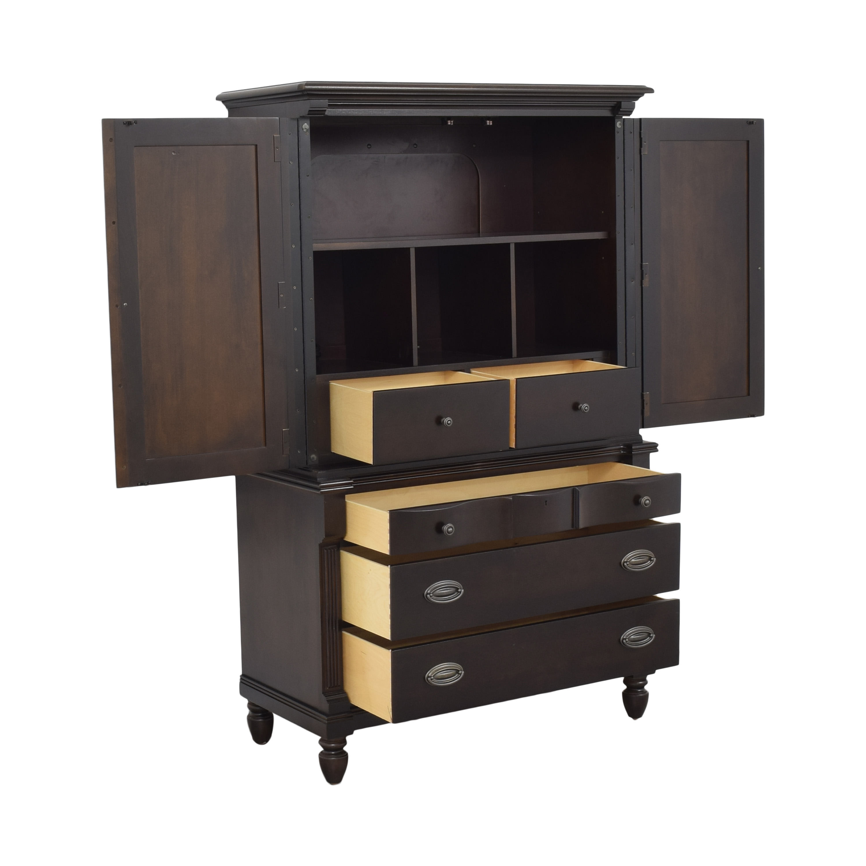 buy Stanley Island House Collection Armoire Stanley Furniture
