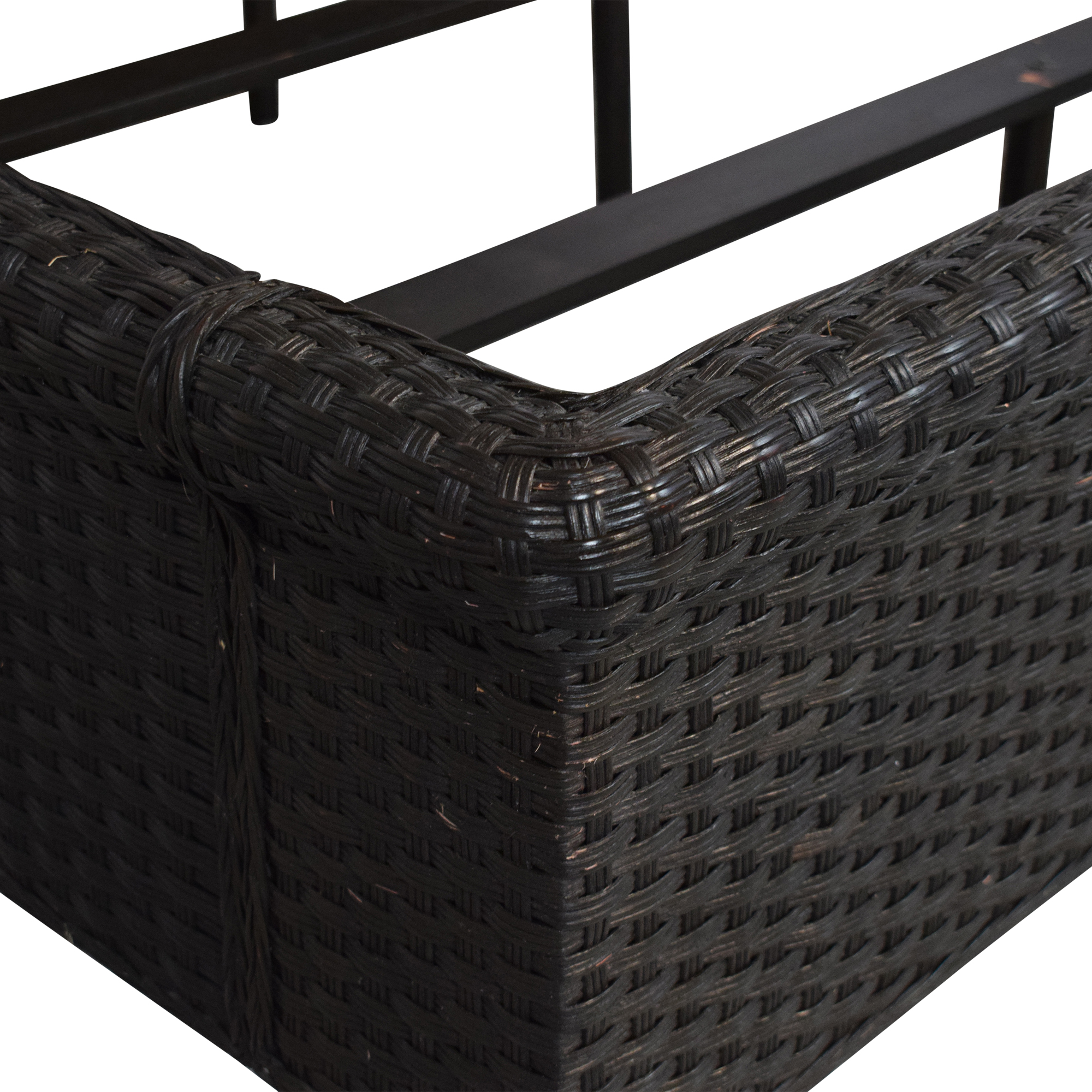 Stanley Furniture Stanley Woven King Bed dimensions