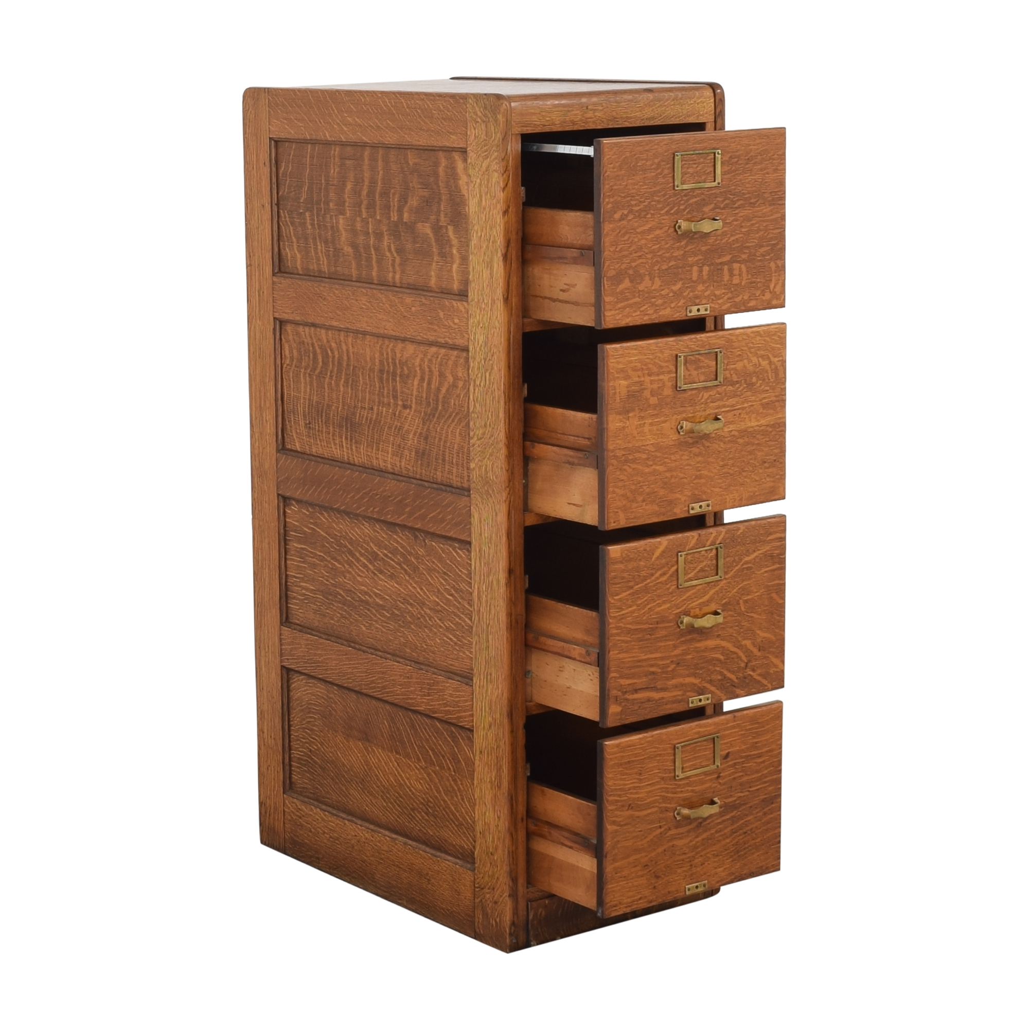 Library Bureau Sole Makers Library Bureau Sole Makers File Cabinet brown