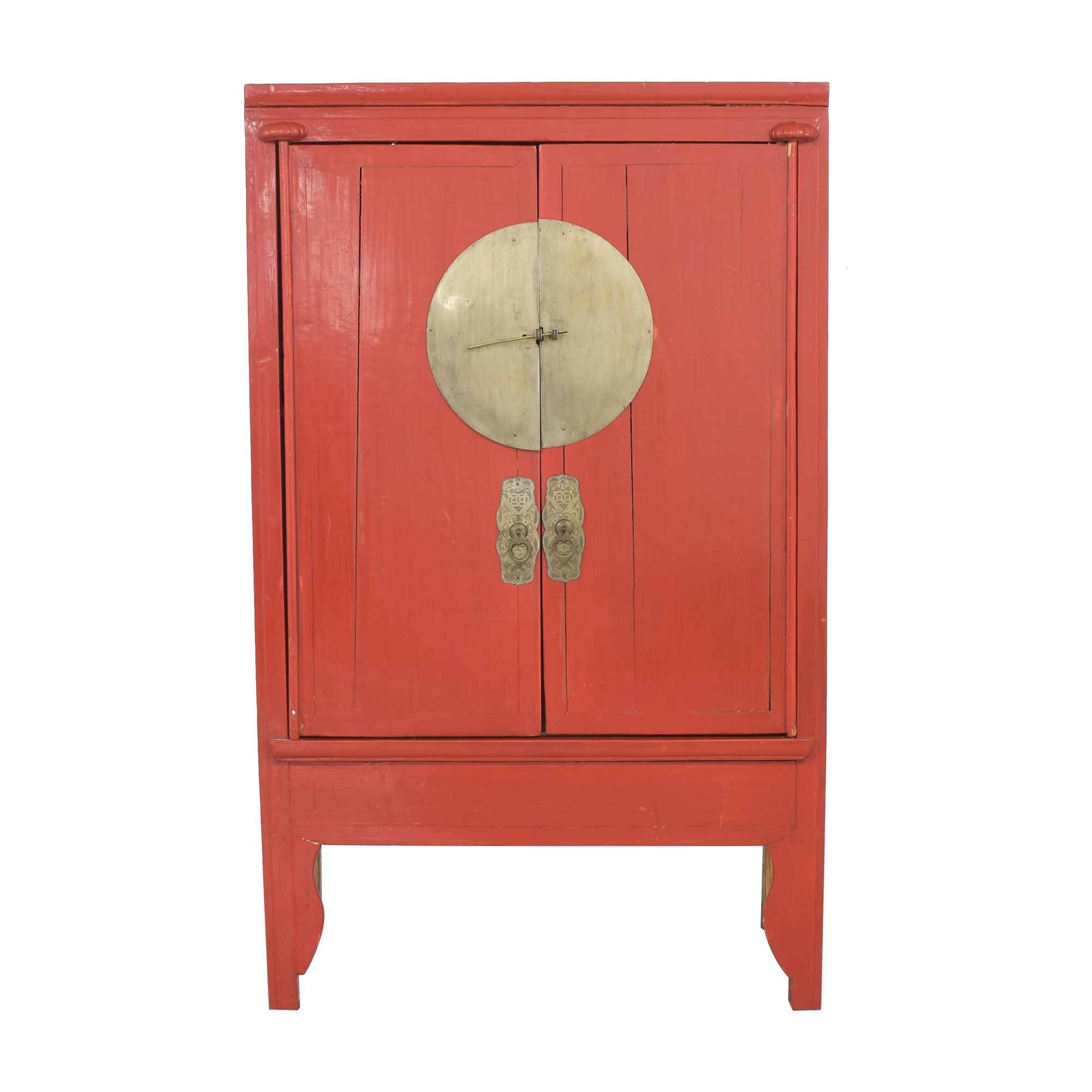 Vintage Style Chinese Wedding Cabinet dimensions