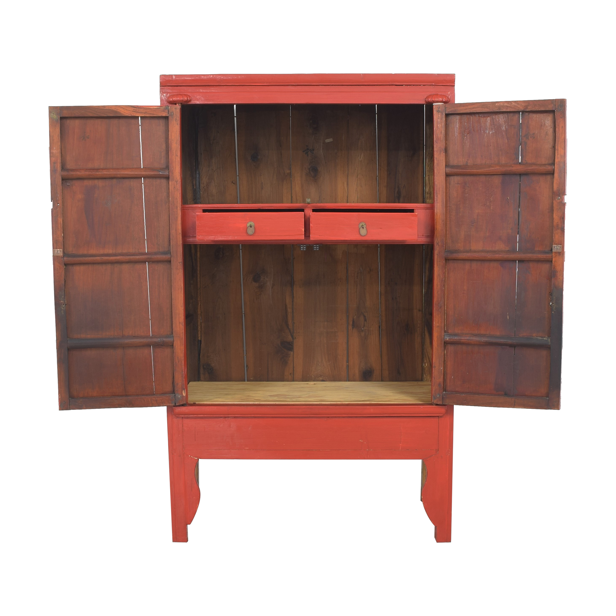 Vintage Style Chinese Wedding Cabinet sale
