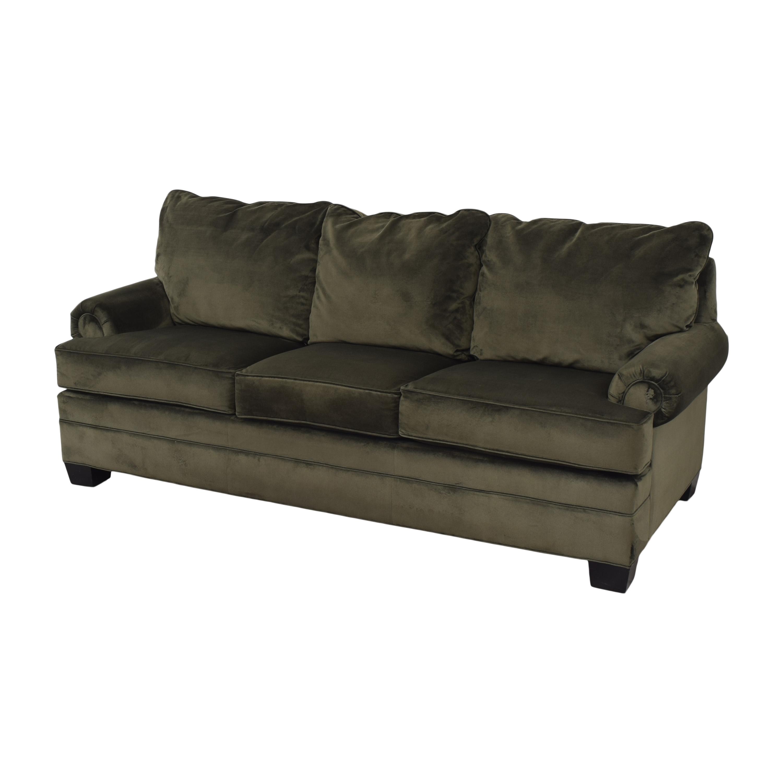 Thomasville Thomasville Three Seat Sofa grey