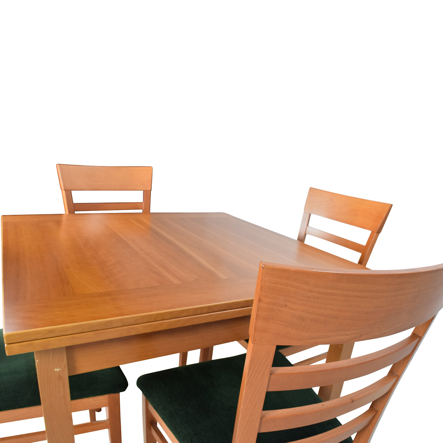 Workbench Workbench Extendable Dining Set second hand