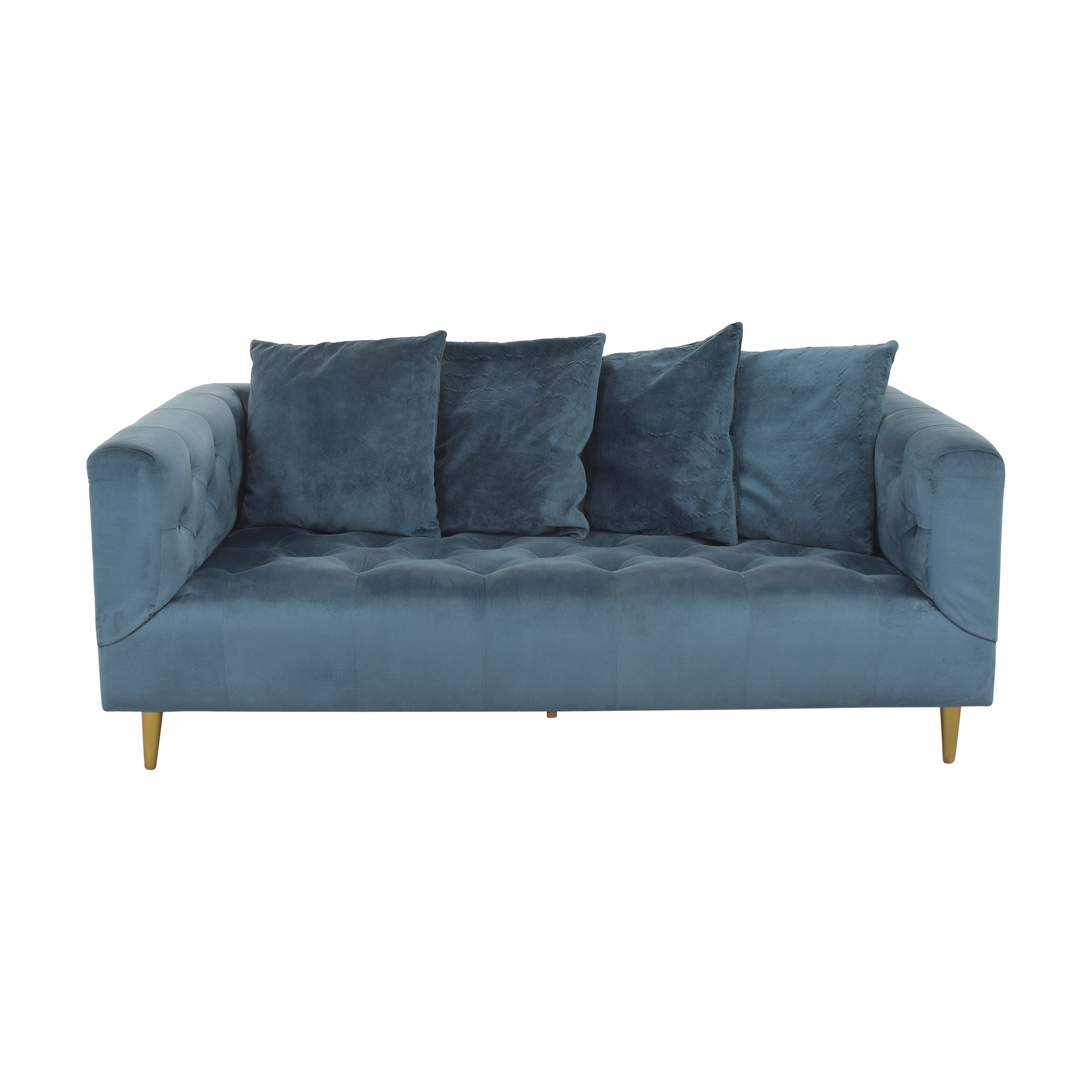 Interior Define Interior Define Ms. Chesterfield Loveseat ct
