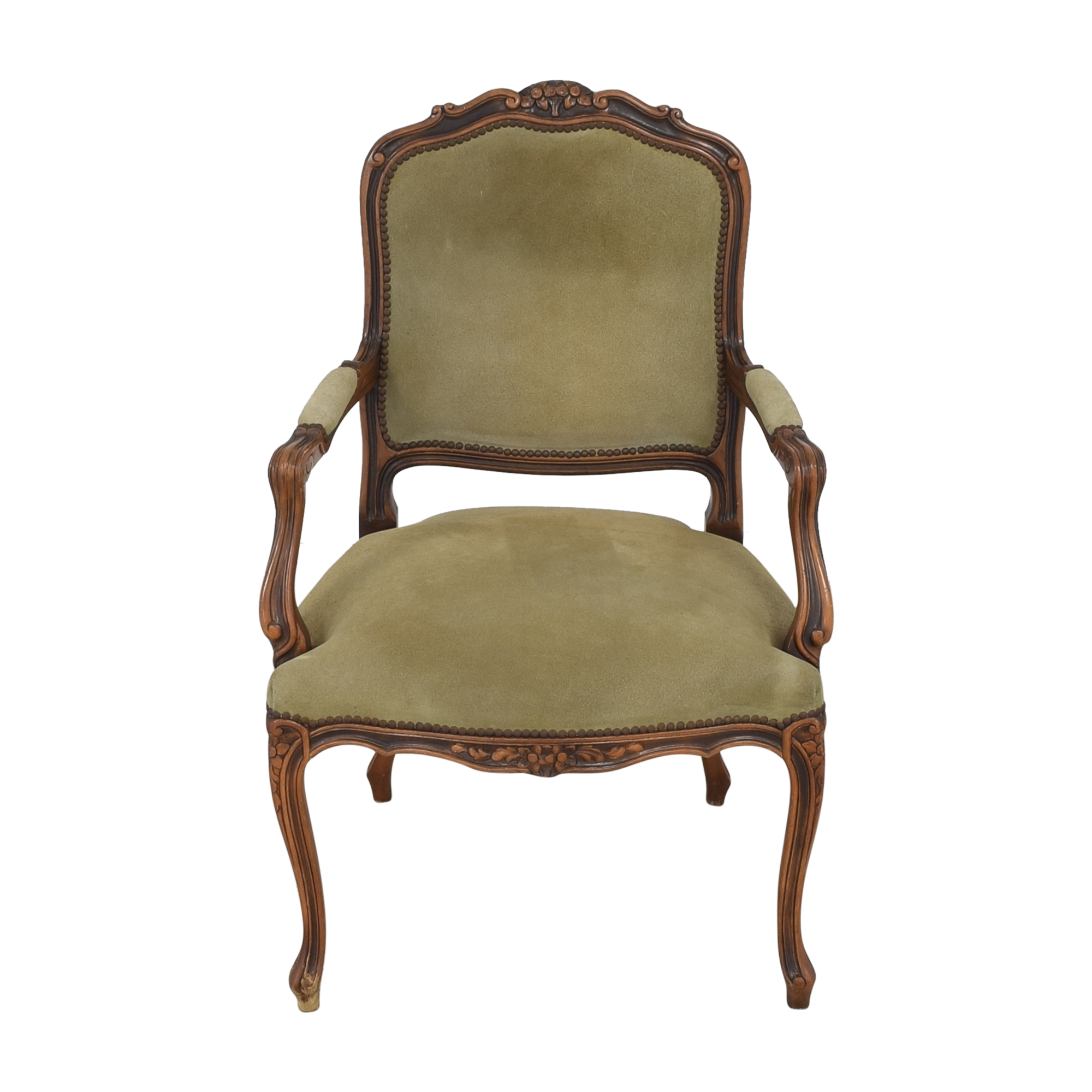 buy Chateau d'Ax Chateau d'Ax Louis XV Style Armchair online