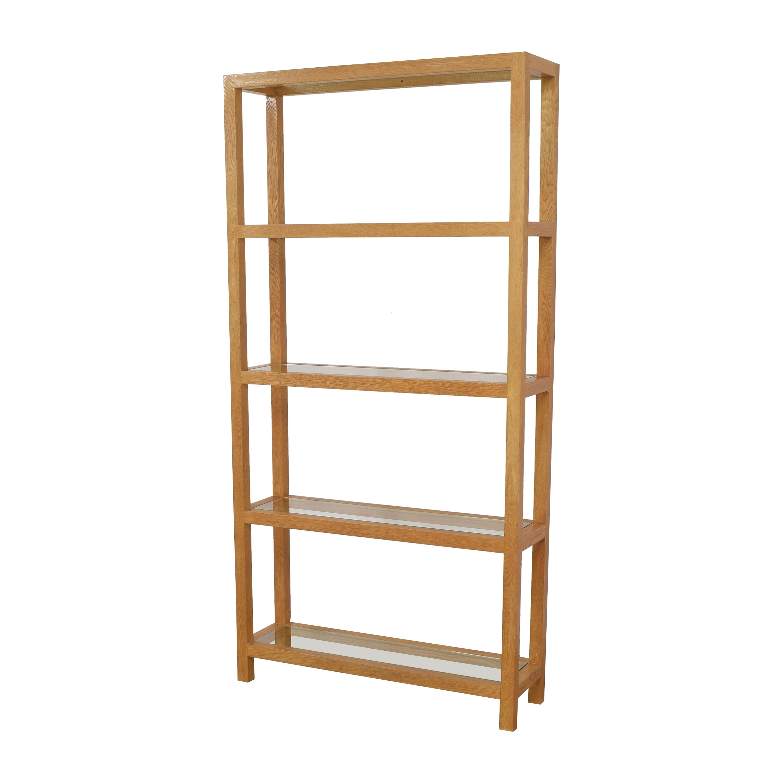 Etagere Style Bookcase sale
