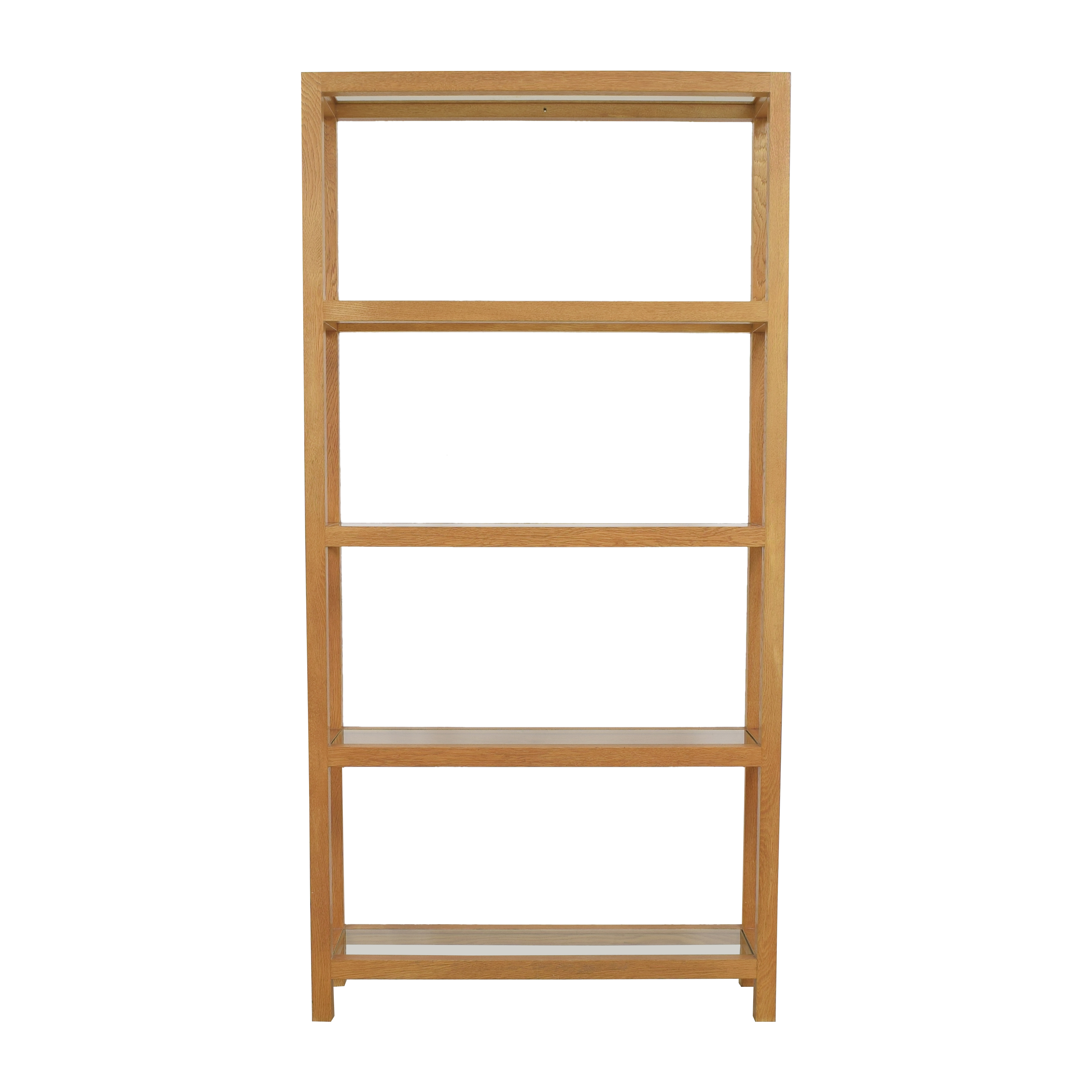 Etagere Style Bookcase dimensions