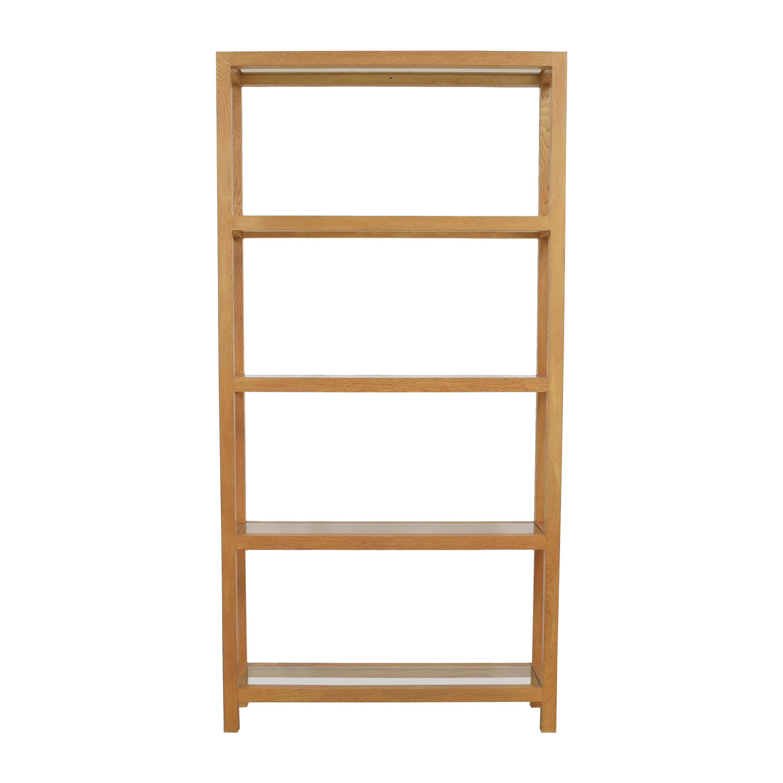 Etagere Style Bookcase
