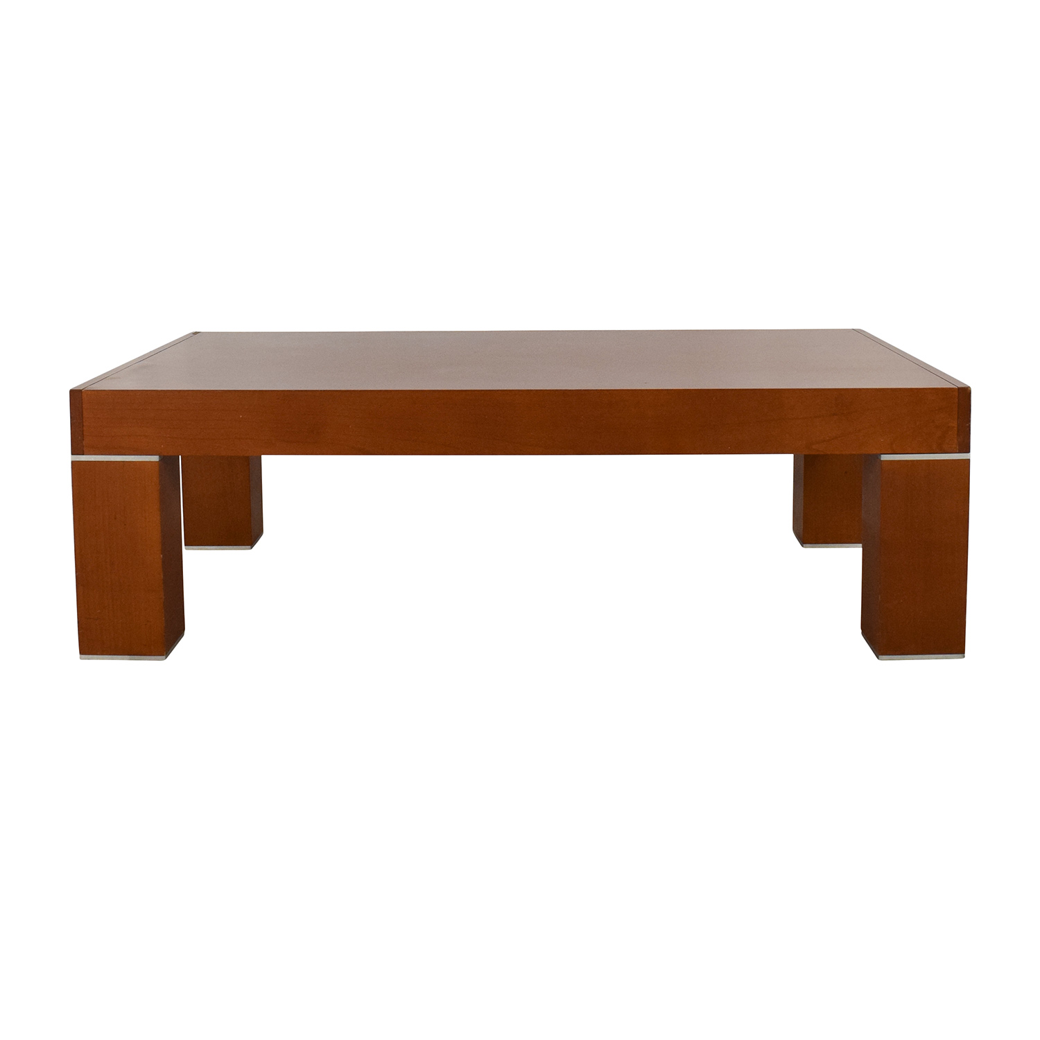 shop Roche Bobois Paris Wood Coffee Table Roche Bobois Paris