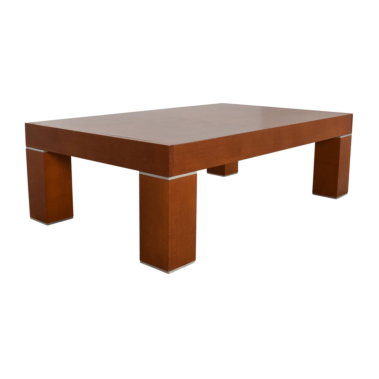 86 off roche bobois paris roche bobois paris wood. Black Bedroom Furniture Sets. Home Design Ideas
