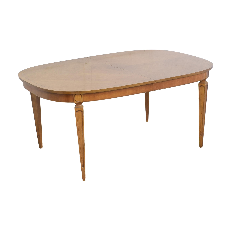 buy Thomasville  Dining Room Table Thomasville