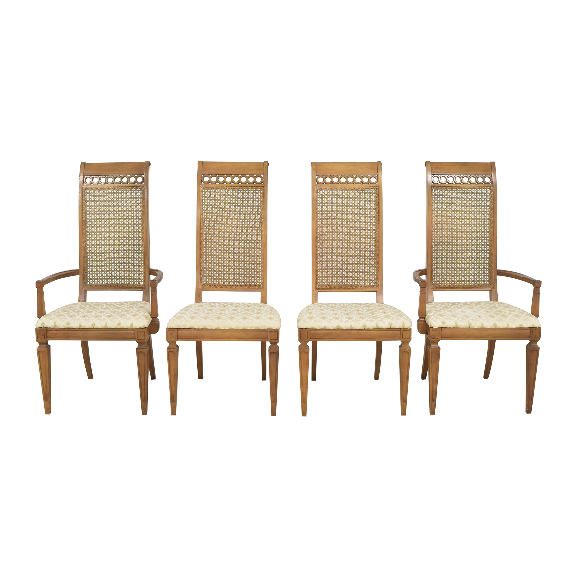 buy Thomasville Bellini Collection Dining Chairs Thomasville Chairs