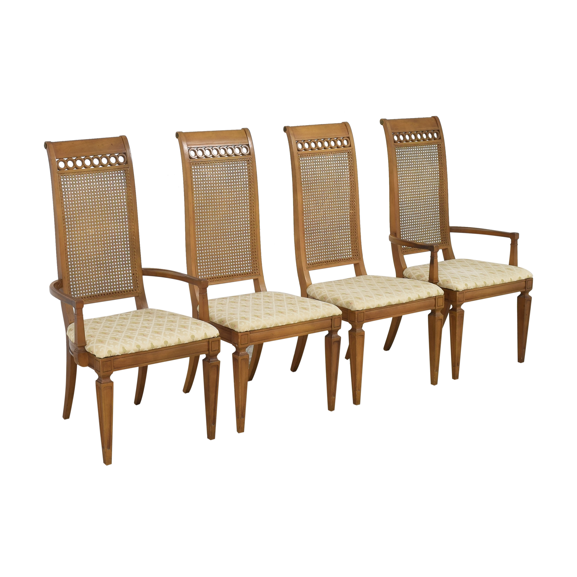 Thomasville Thomasville Bellini Collection Dining Chairs ma