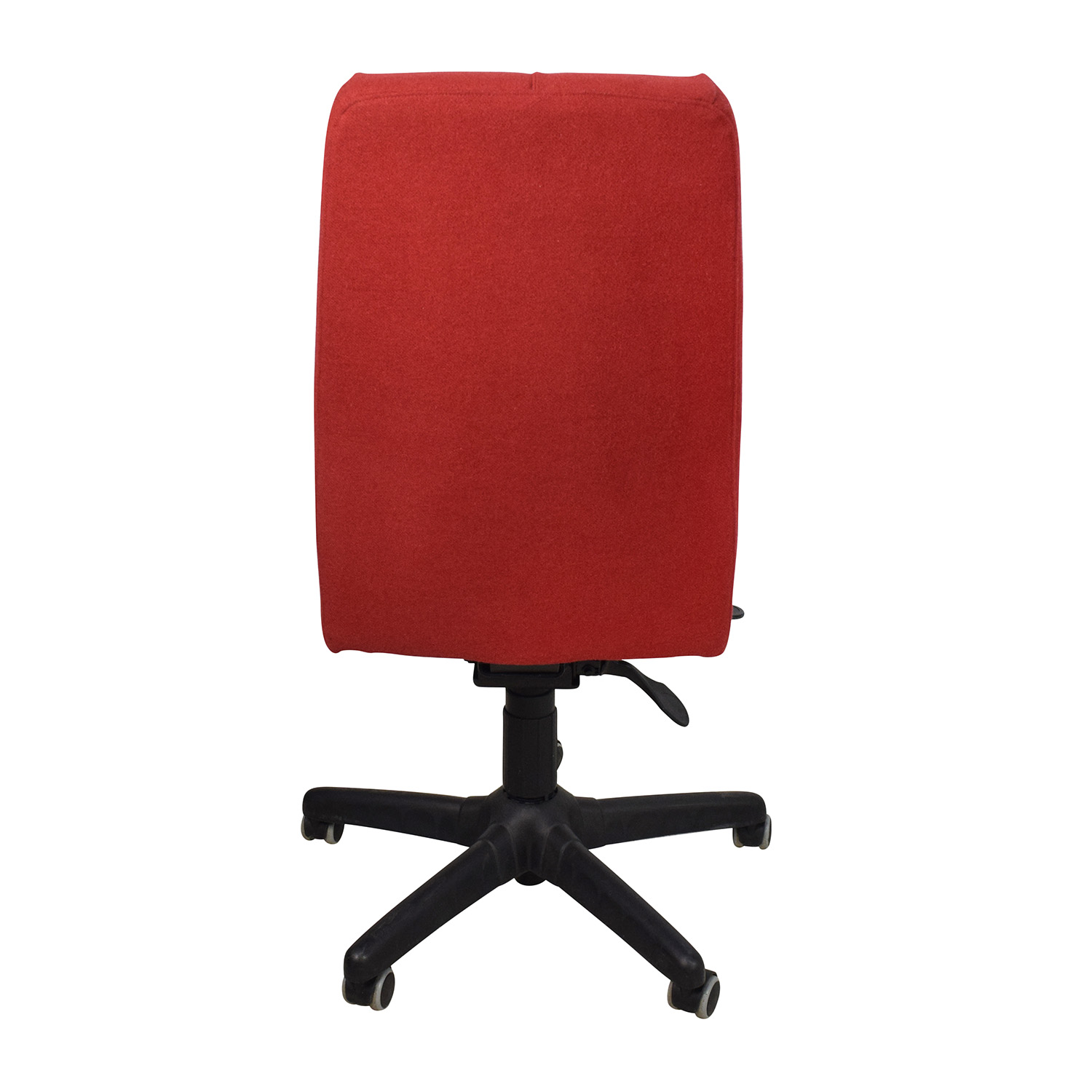 Red Desk Chair Rooms : second hand red armless adjustable home office chair  from rooms.ndoma.org size 1500 x 1500 jpeg 230kB