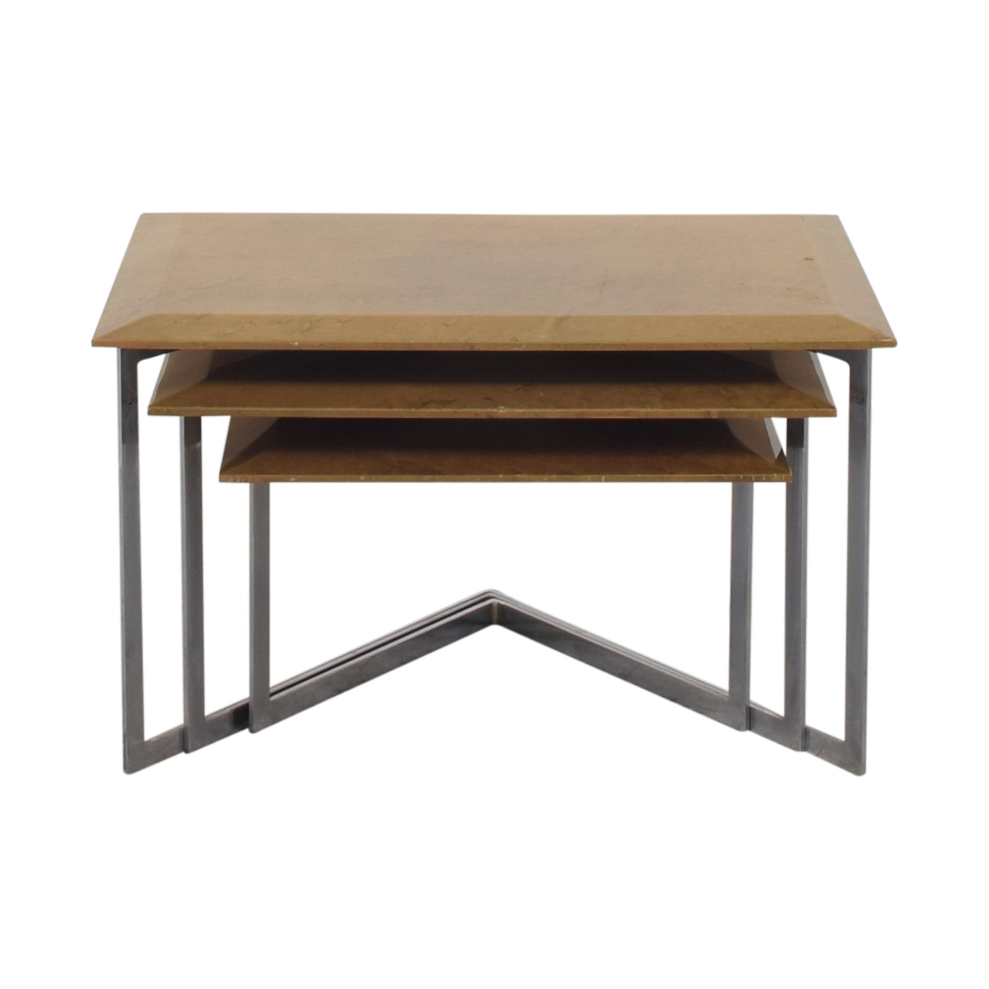 shop Nesting Tables