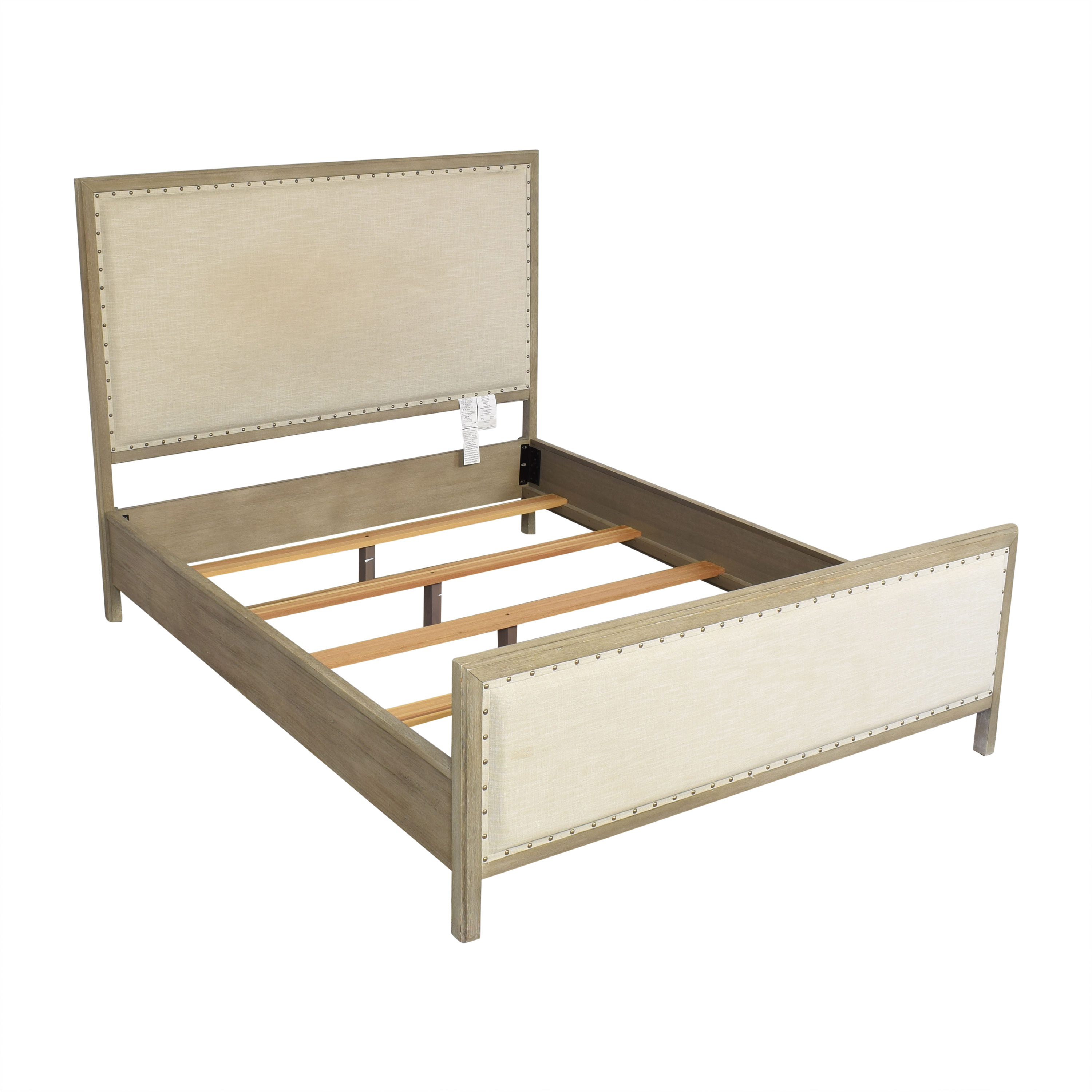 Pottery Barn Pottery Barn Toulouse Queen Bed on sale
