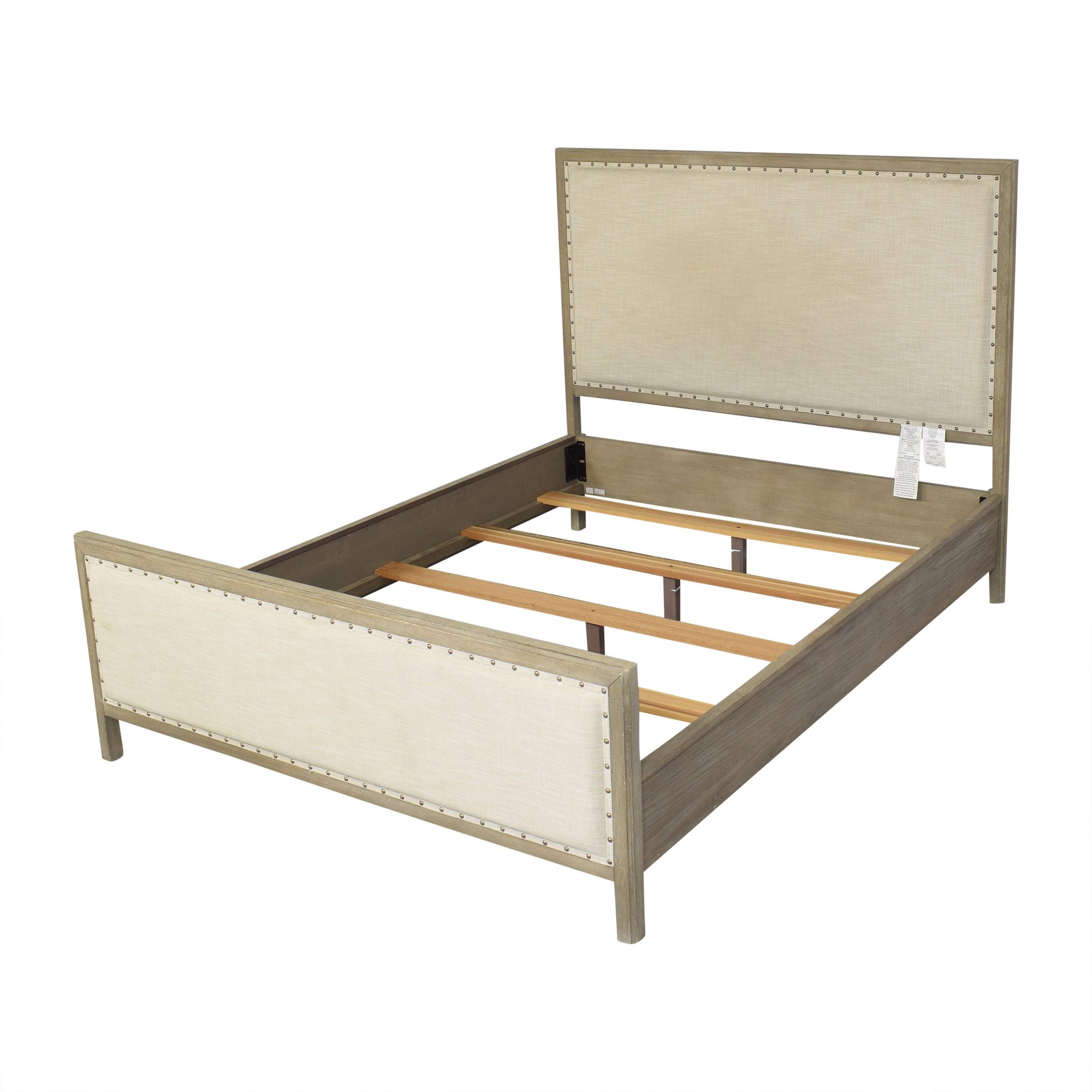Pottery Barn Pottery Barn Toulouse Queen Bed Bed Frames