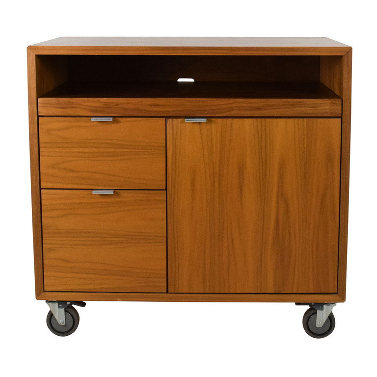 Room & Board Room & Board Copenhagen Office Cabinet discount