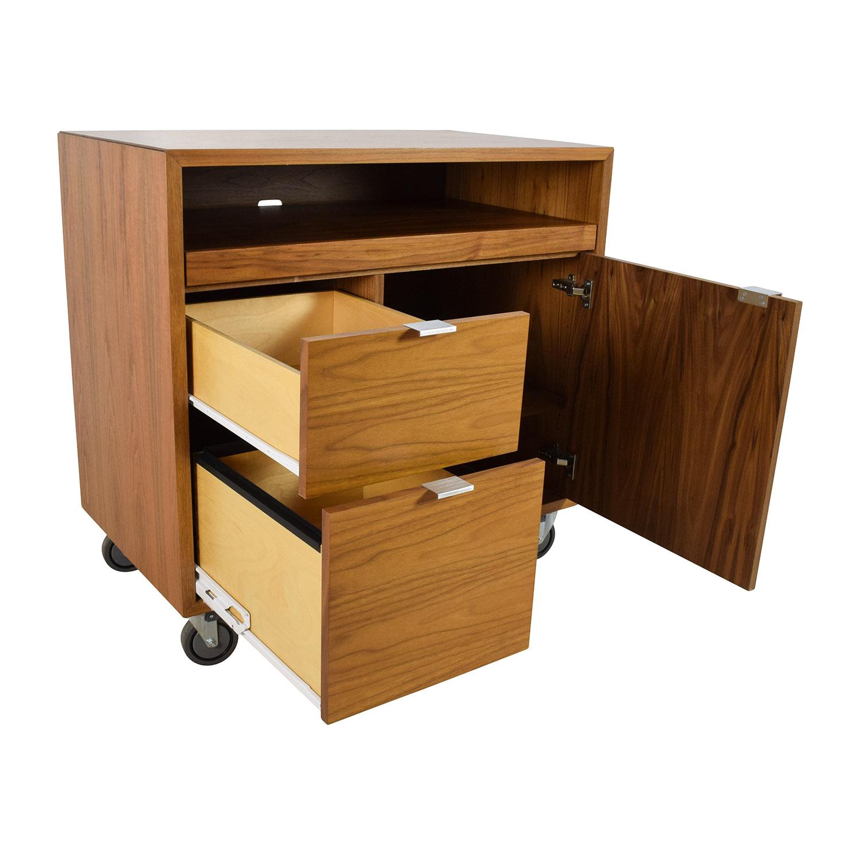 Room & Board Copenhagen Office Cabinet / Storage