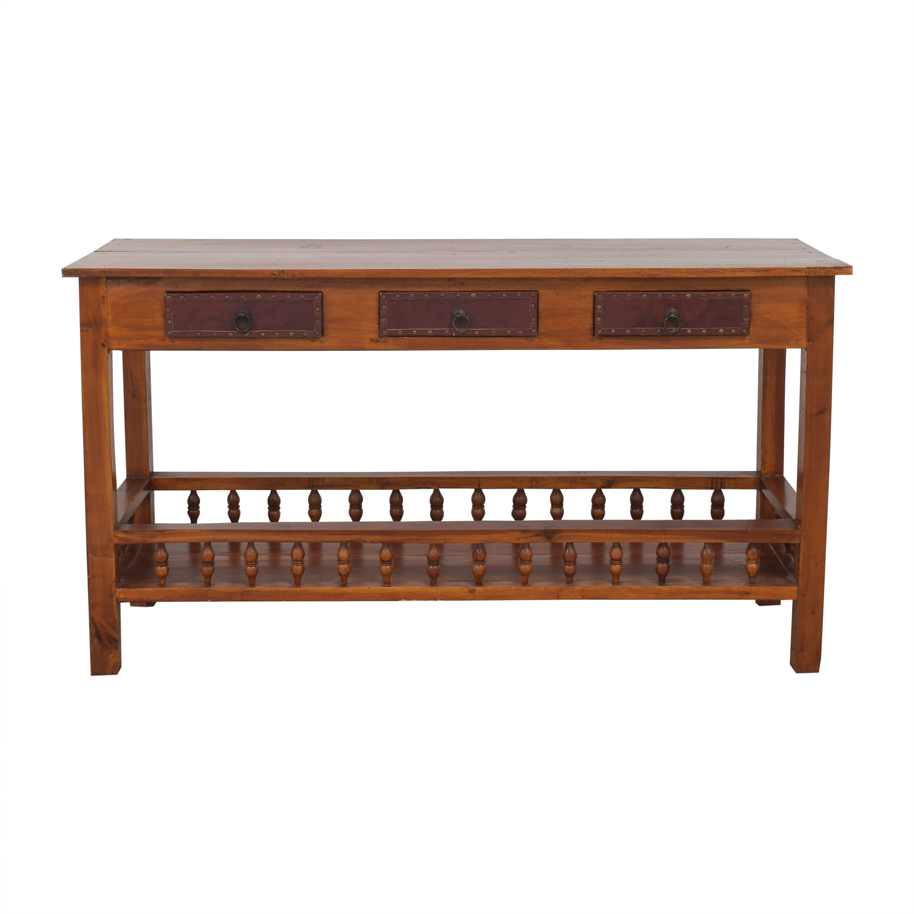 Accented Sofa Table / Tables