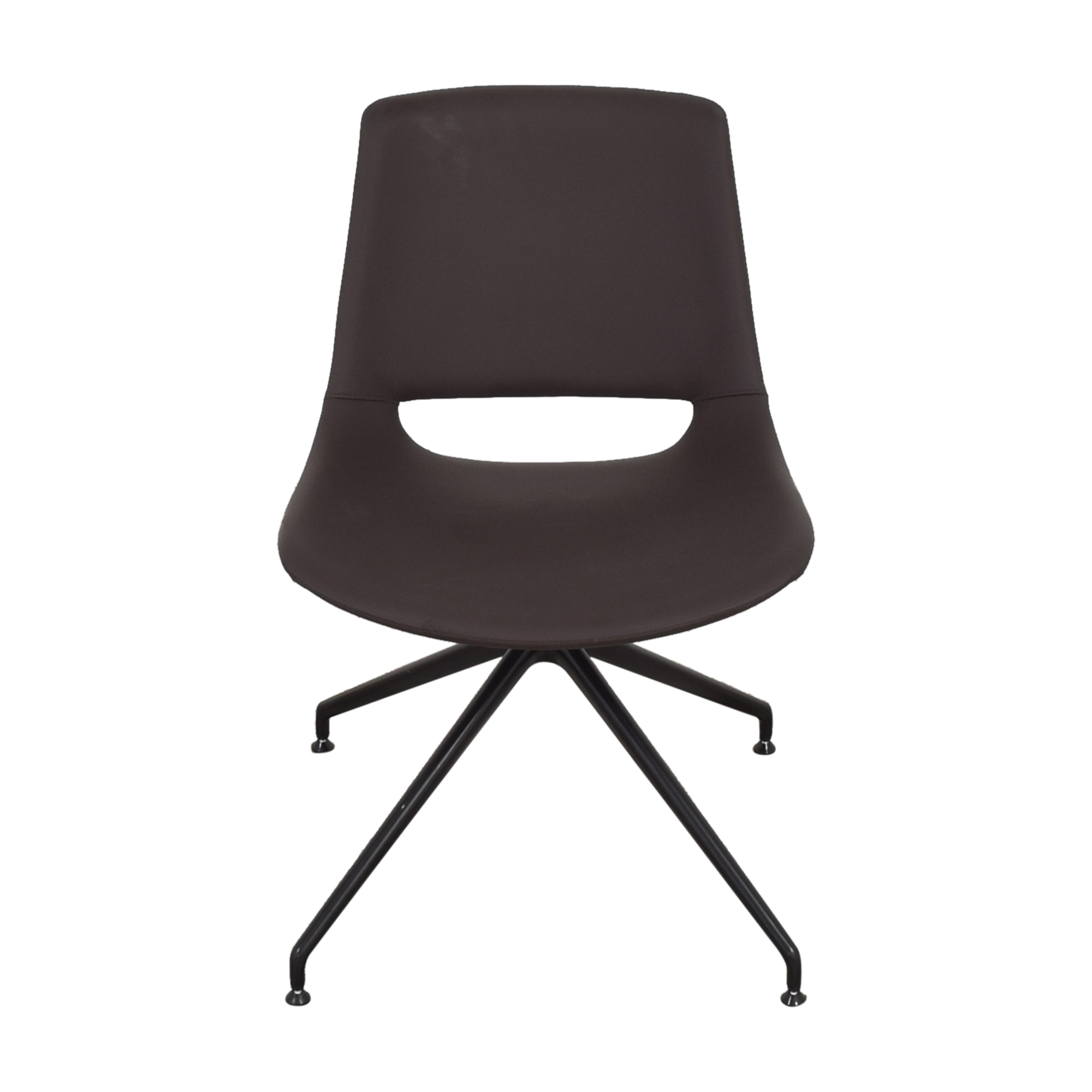 Arper Palm Trestle Swivel Chair / Chairs