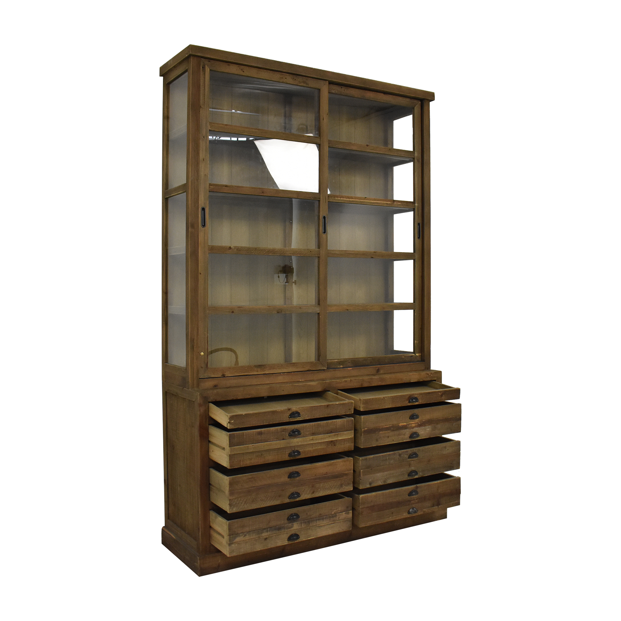 Restoration Hardware Restoration Hardware Printmaker's Sideboard and Hutch price