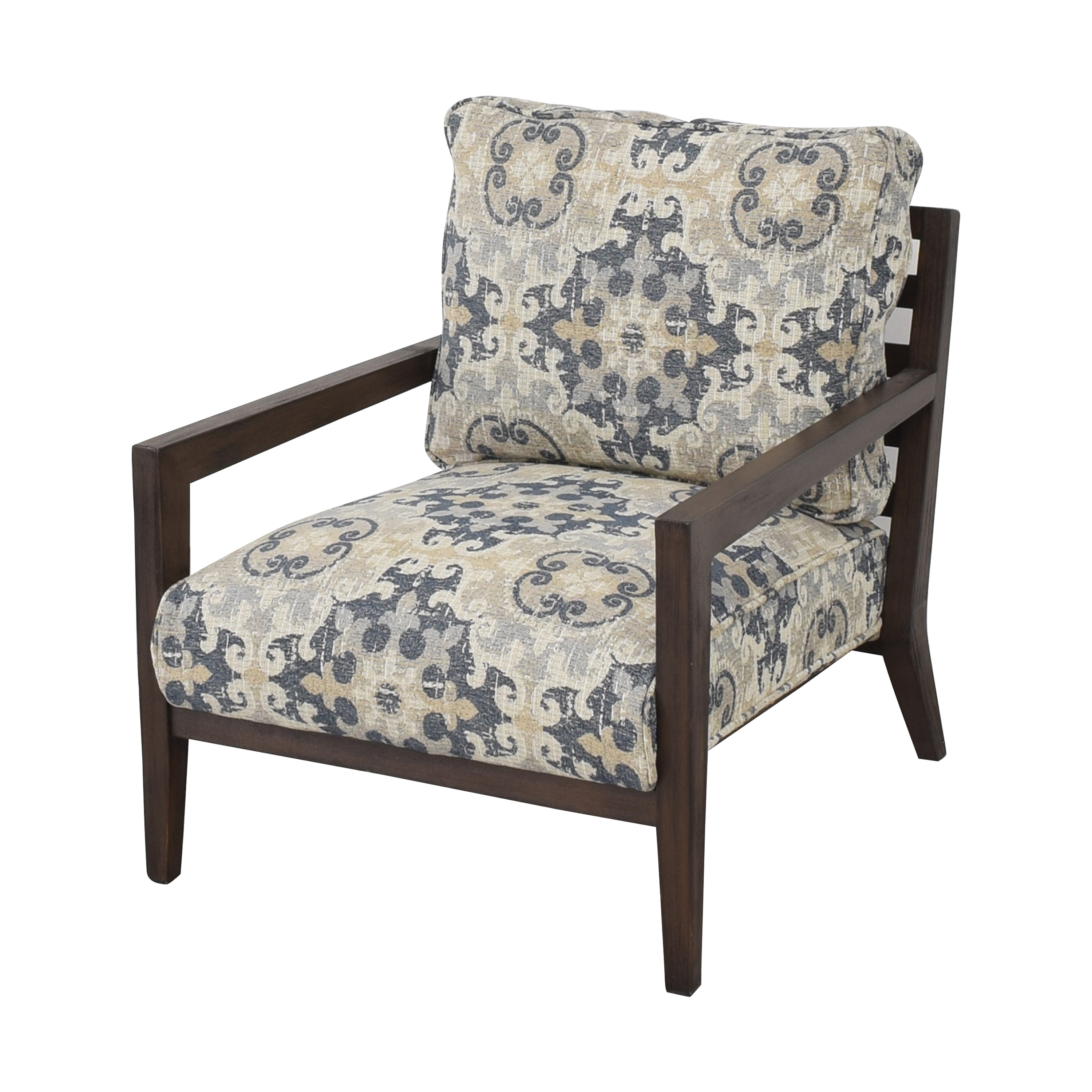 shop Raymour & Flanigan Raymour & Flanigan Cushioned Accent Chair online
