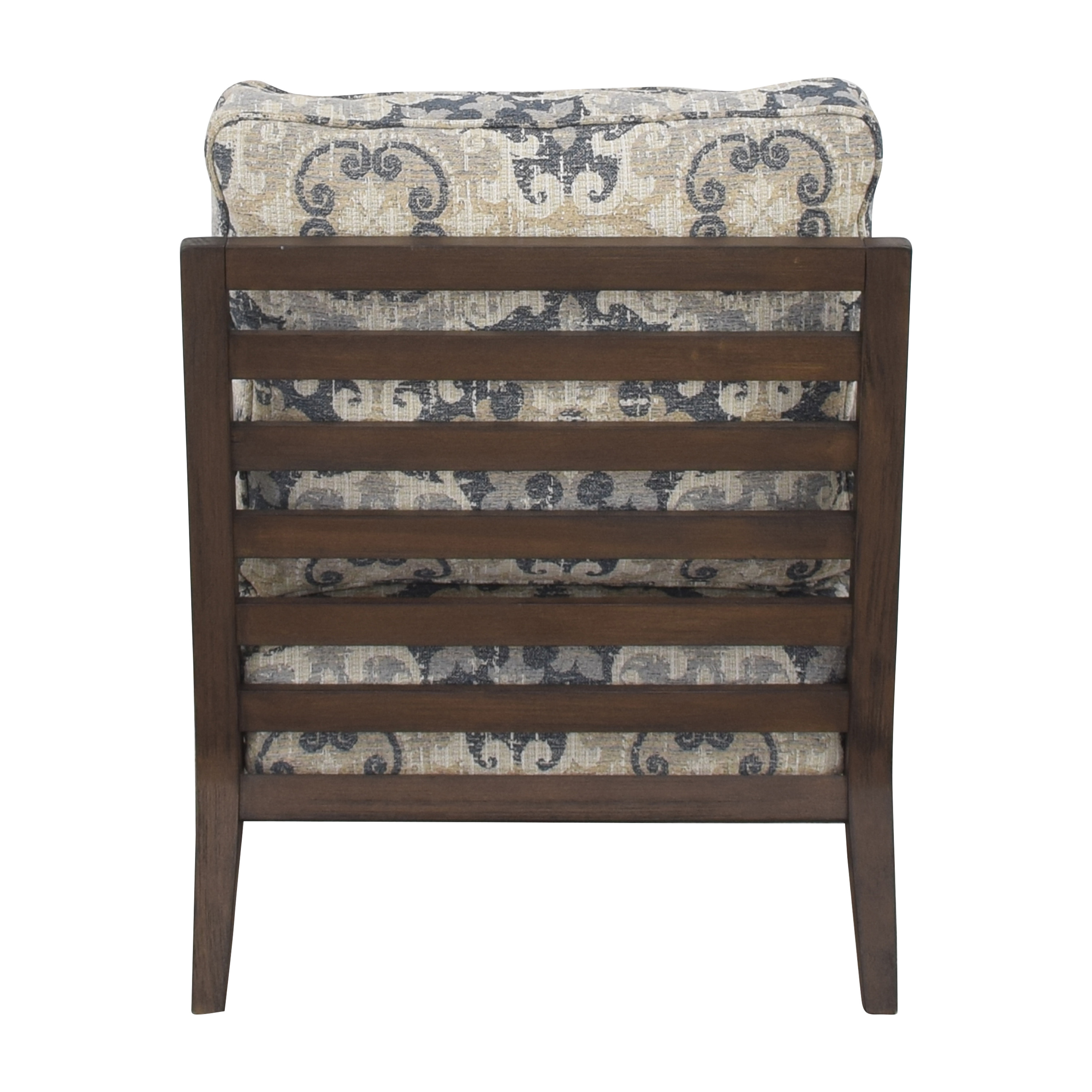Raymour & Flanigan Raymour & Flanigan Cushioned Accent Chair second hand