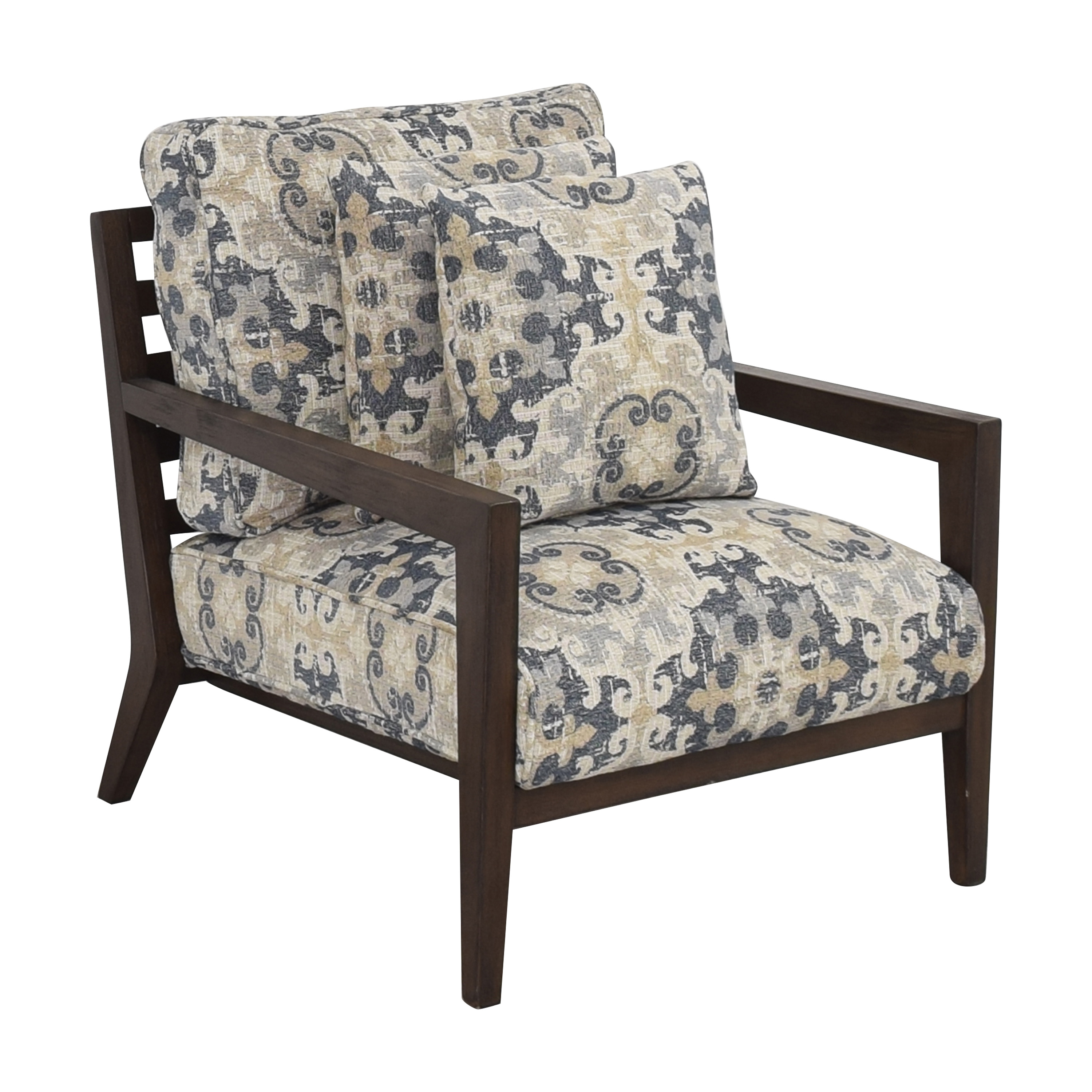 Raymour & Flanigan Raymour & Flanigan Cushioned Accent Chair coupon