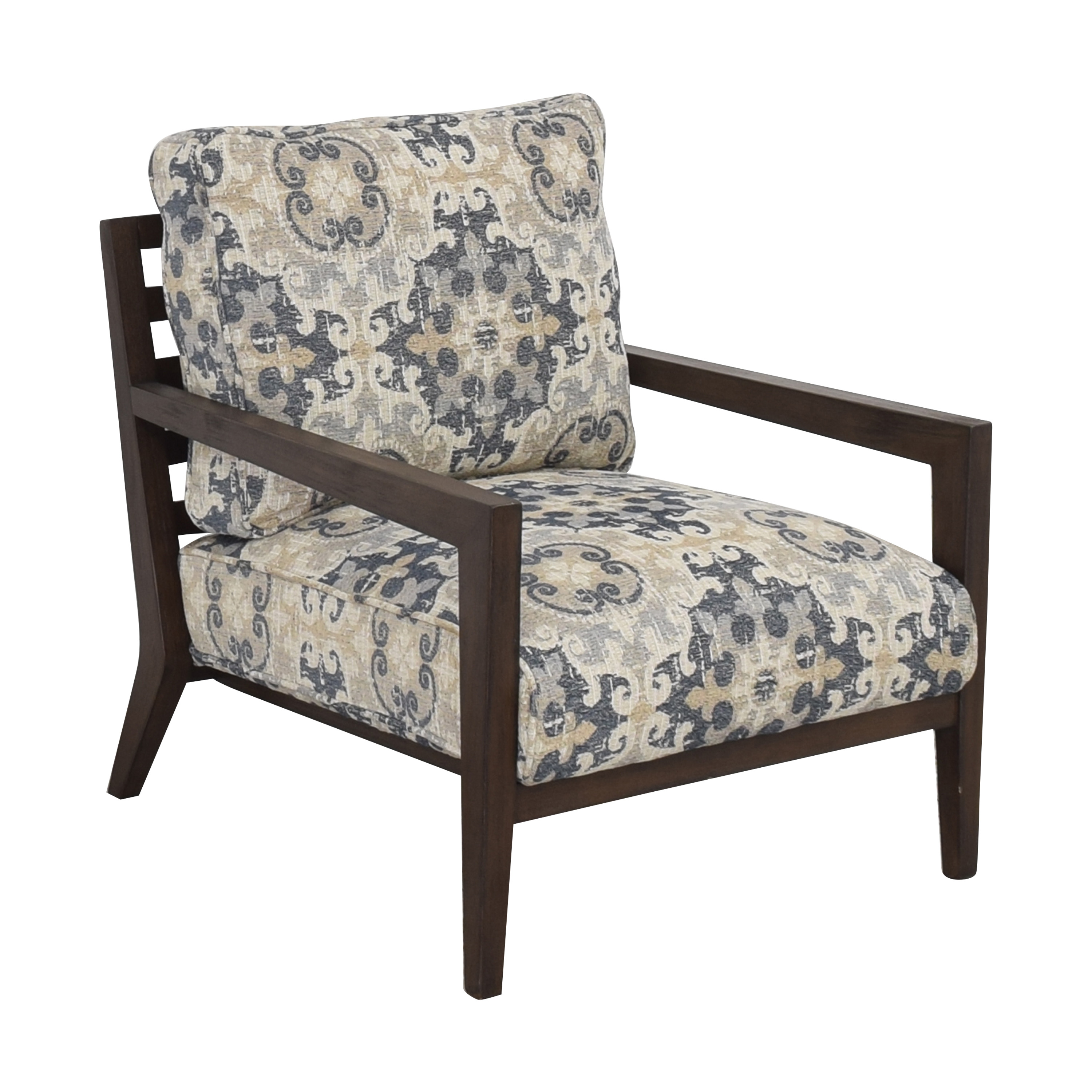 Raymour & Flanigan Raymour & Flanigan Cushioned Accent Chair price
