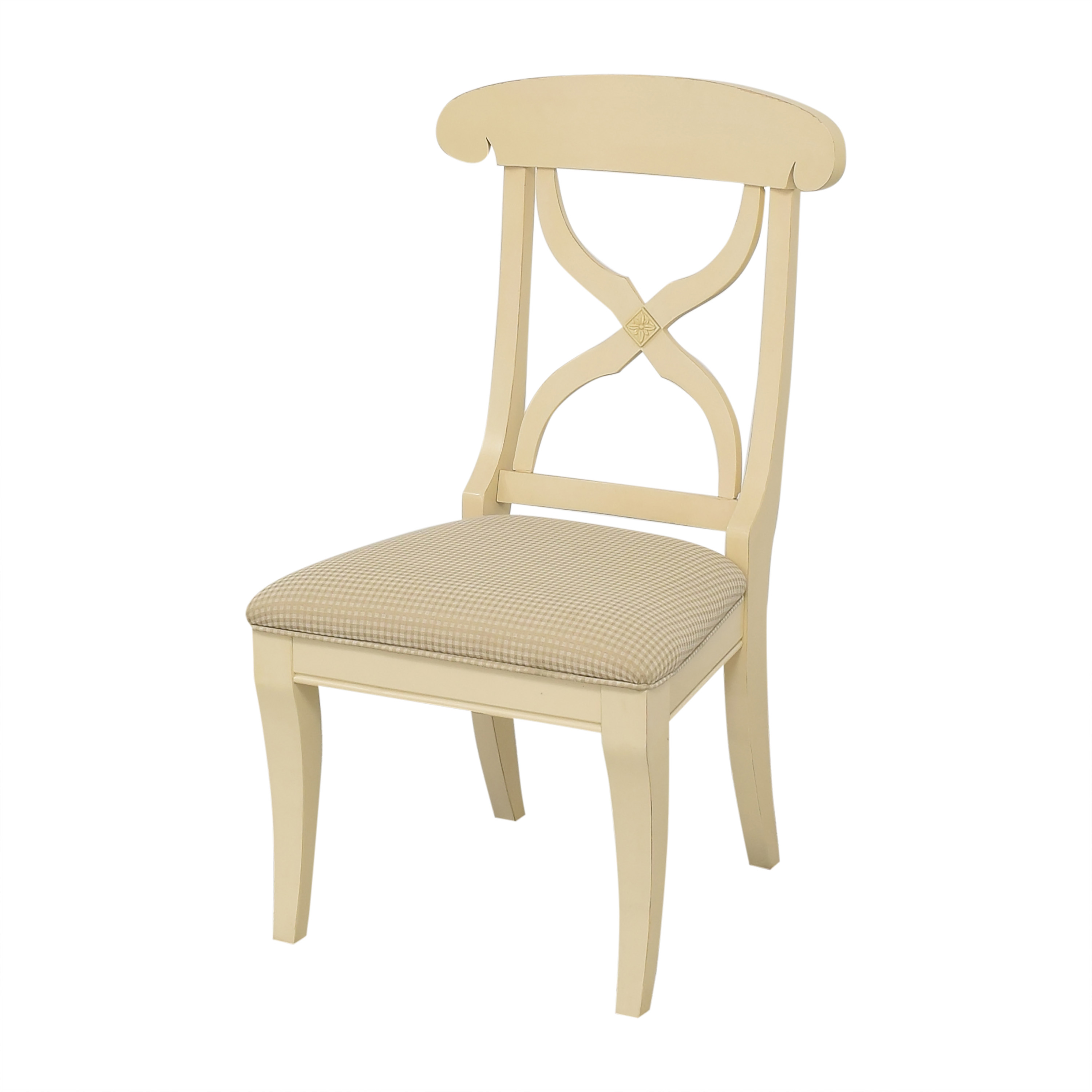 American Furniture Warehouse American Furniture Warehouse Cross Back Dining Chairs discount