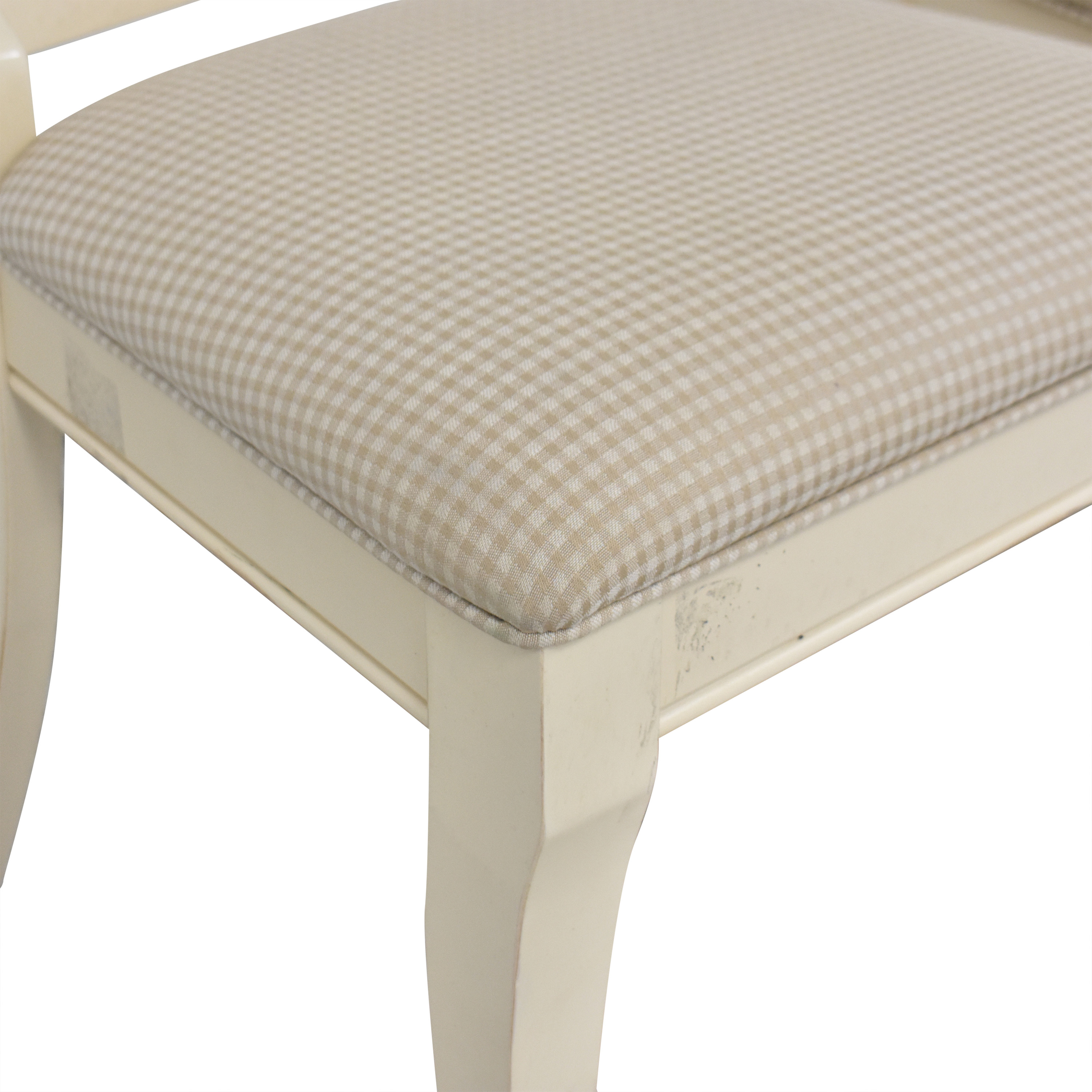 American Furniture Warehouse American Furniture Warehouse Cross Back Dining Chairs for sale