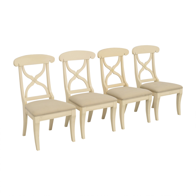 69 Off American Furniture Warehouse American Furniture Warehouse Cross Back Dining Chairs Chairs