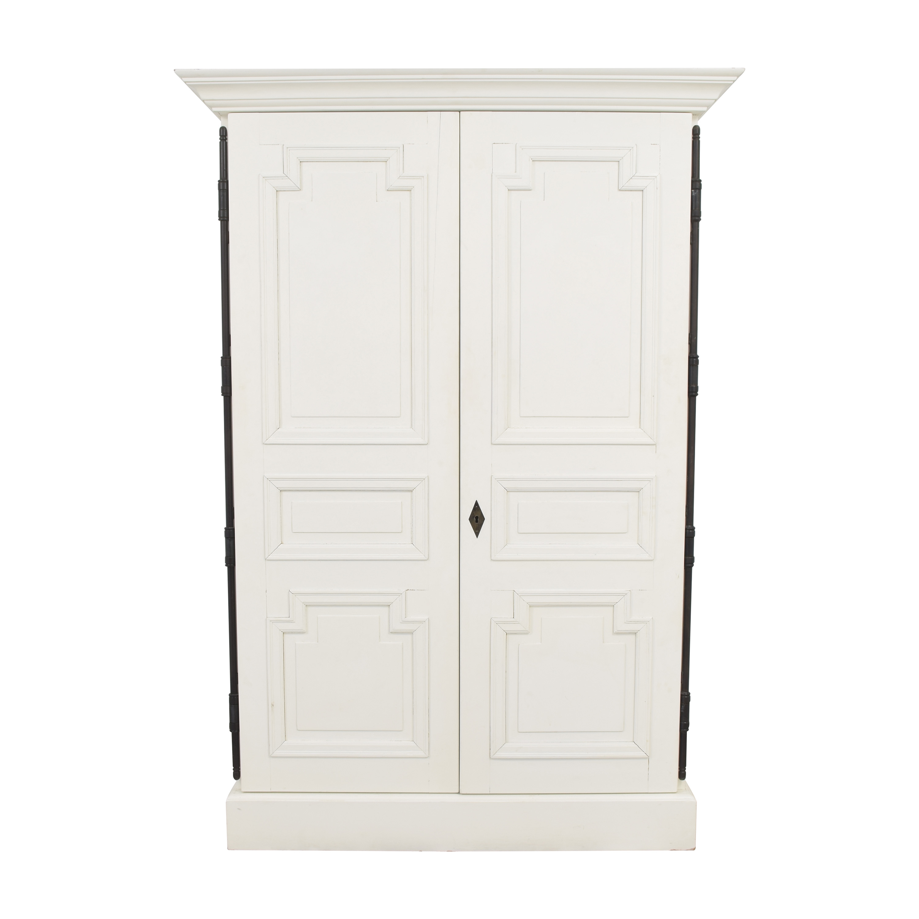 Exterior Hinged Armoire Wardrobes & Armoires