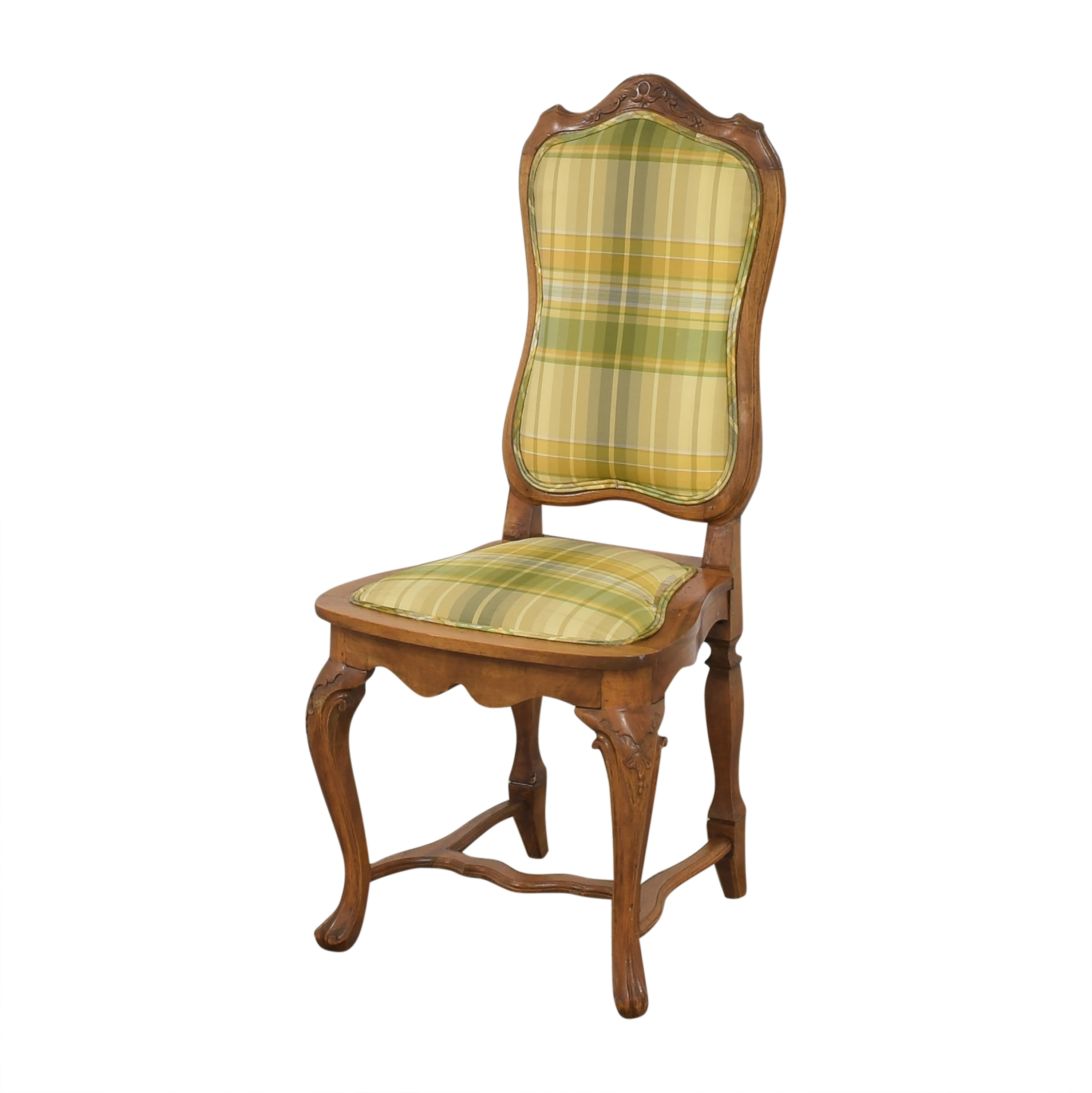 Italian Upholstered Dining Chairs / Chairs