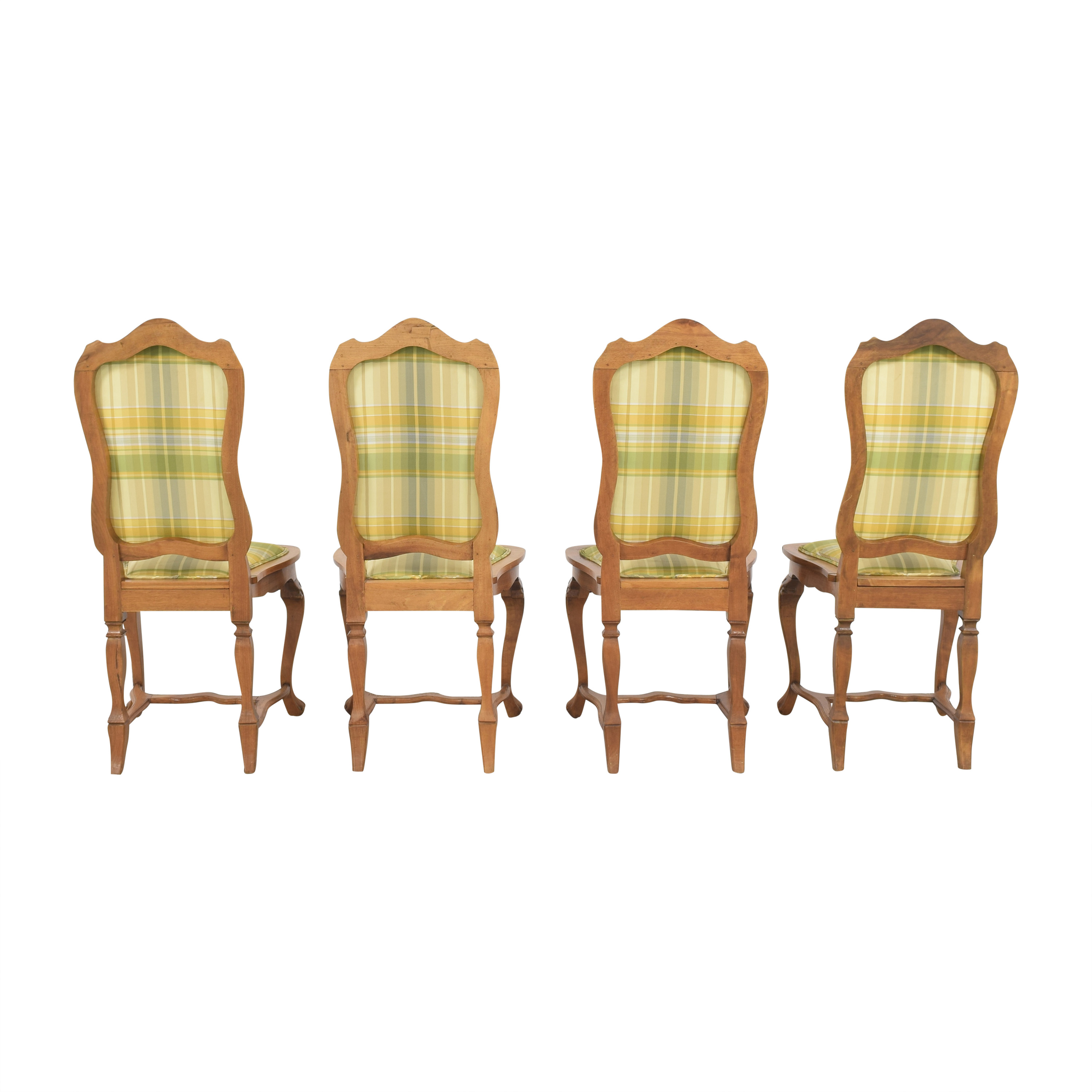 Italian Upholstered Dining Chairs price