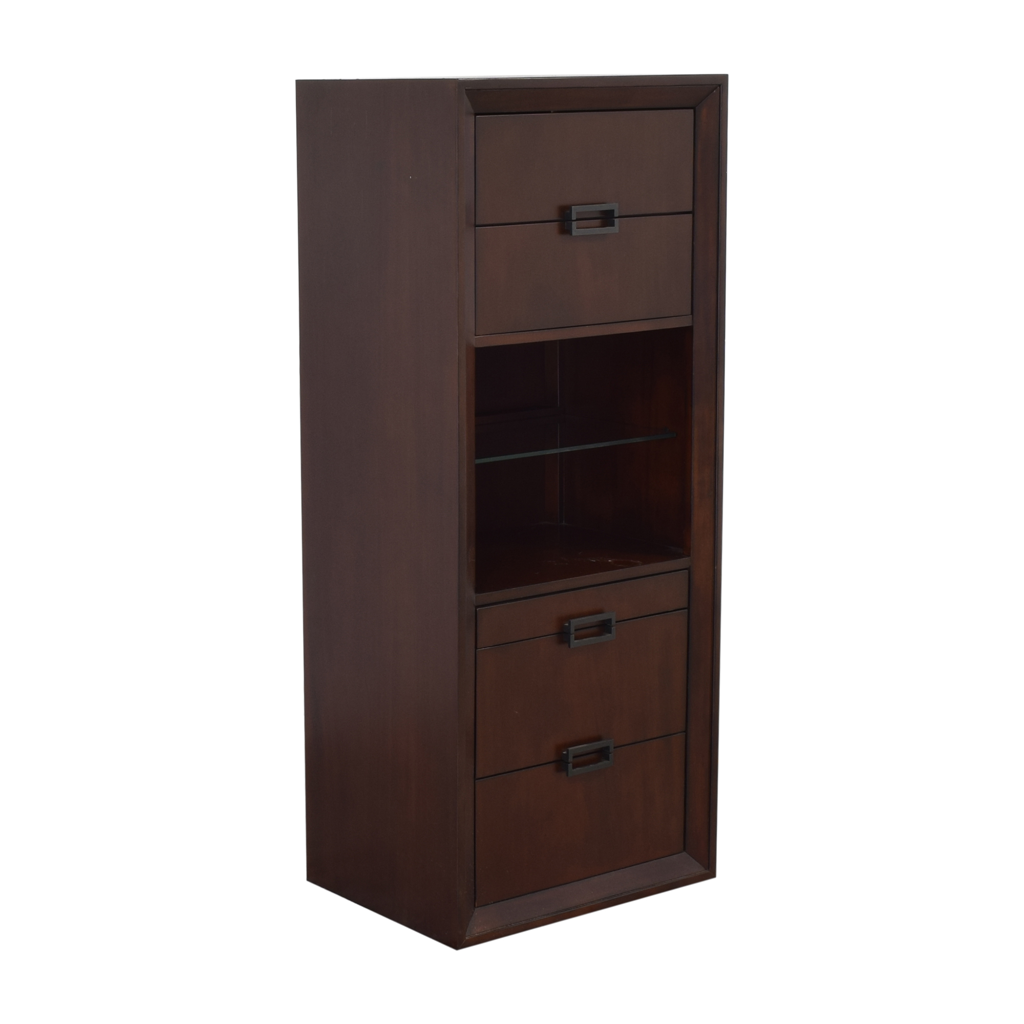 Raymour & Flanigan Raymour & Flanigan Vista Bedside Cabinet for sale