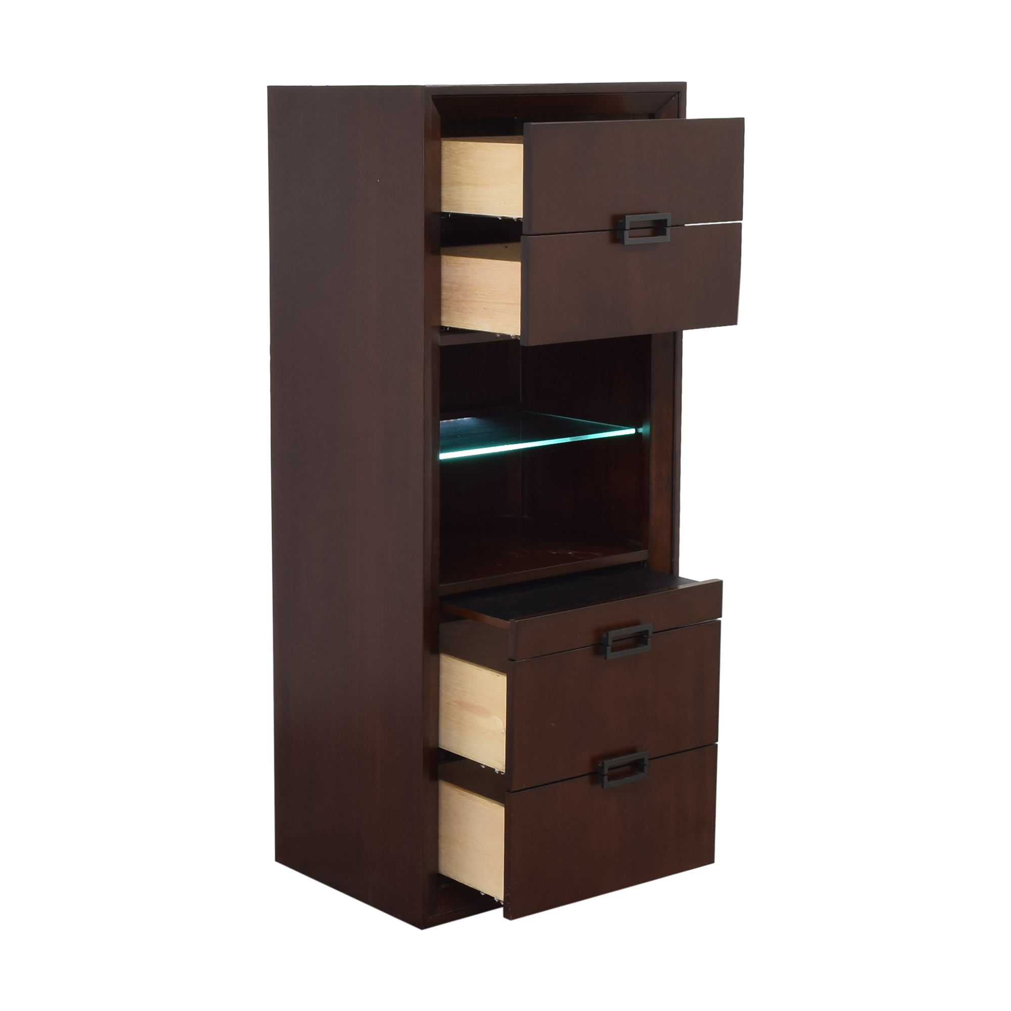 Raymour & Flanigan Raymour & Flanigan Vista Bedside Cabinet second hand
