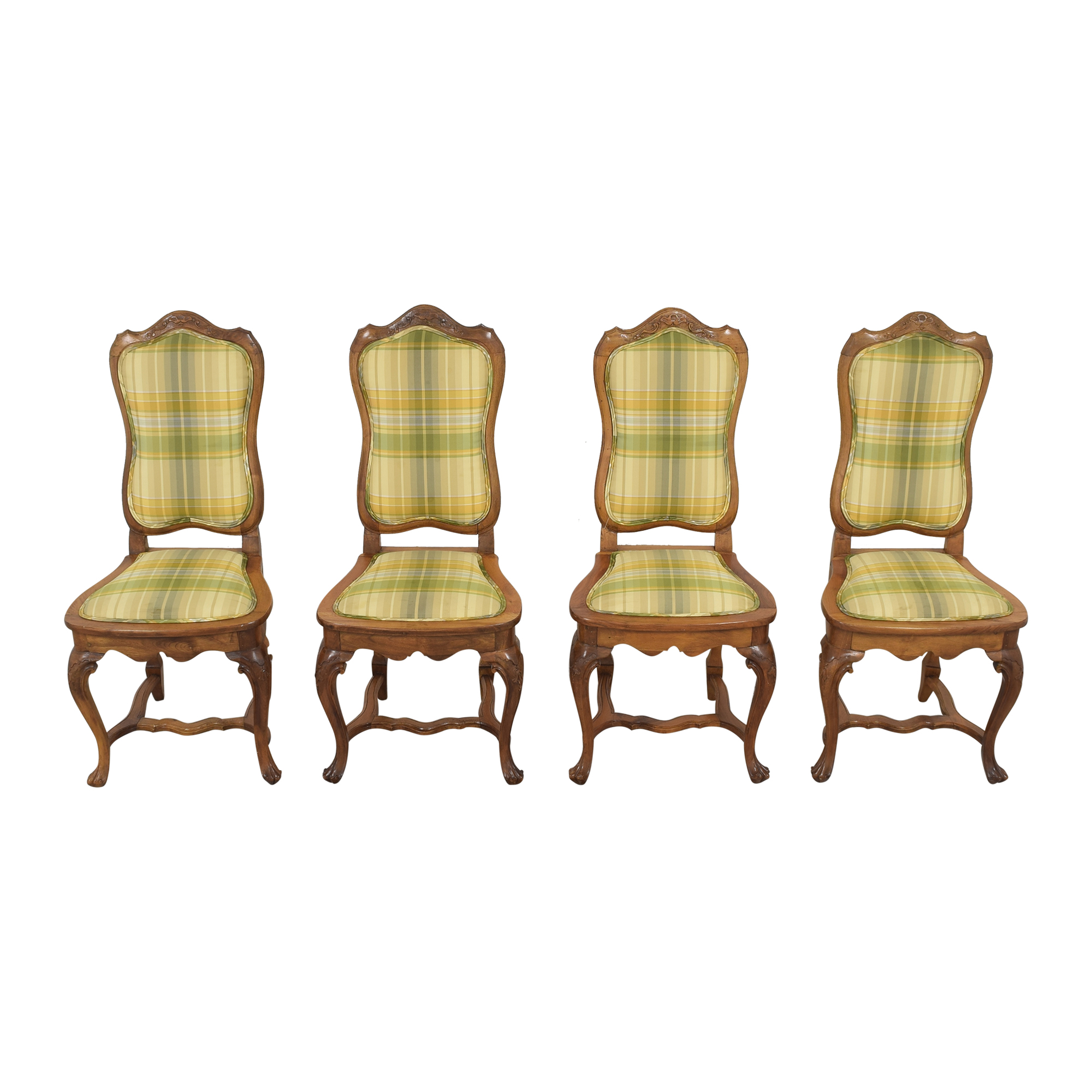 buy  Italian Upholstered Dining Chairs online