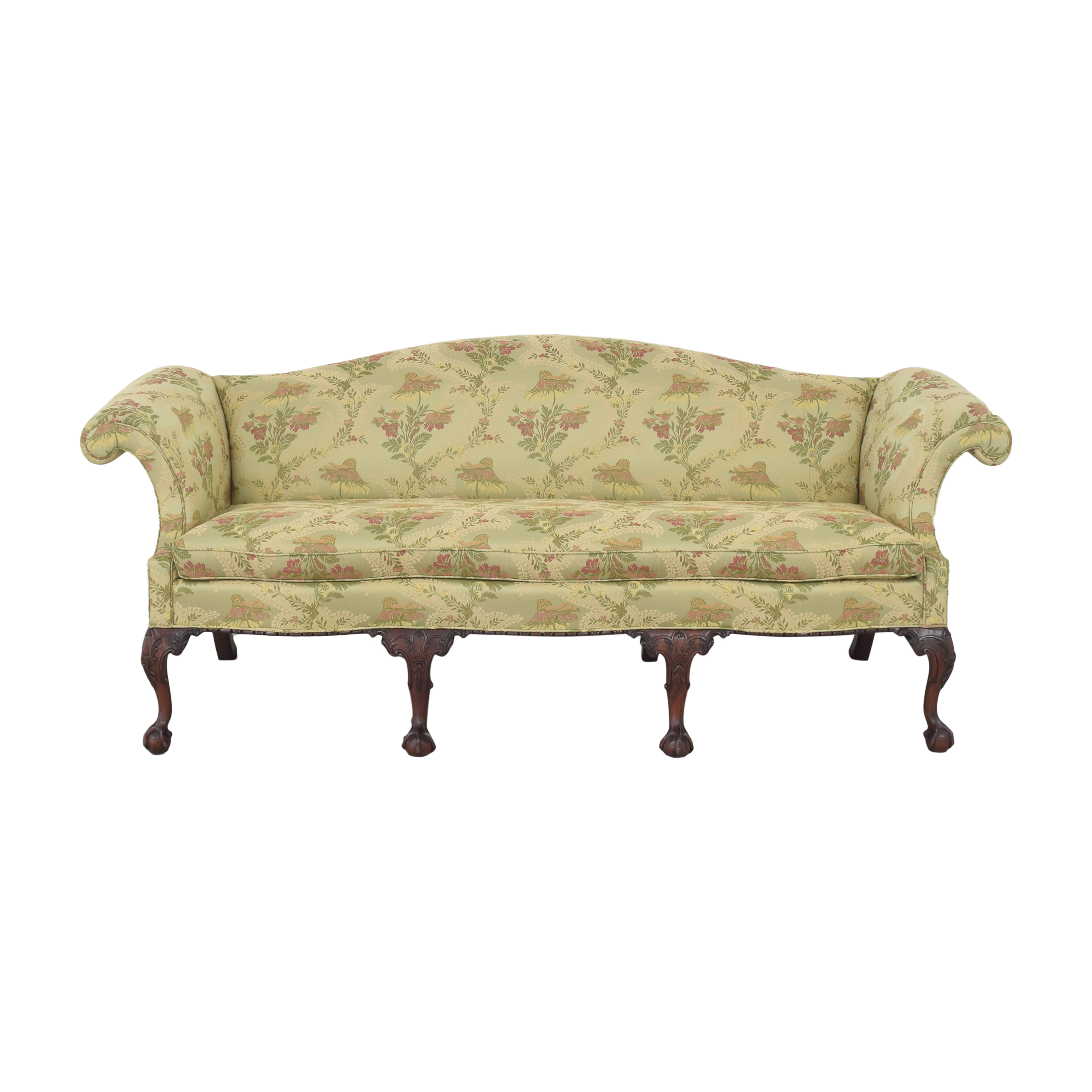 Stickley Furniture Stickley Williamsburg Colonial Style Sofa ct