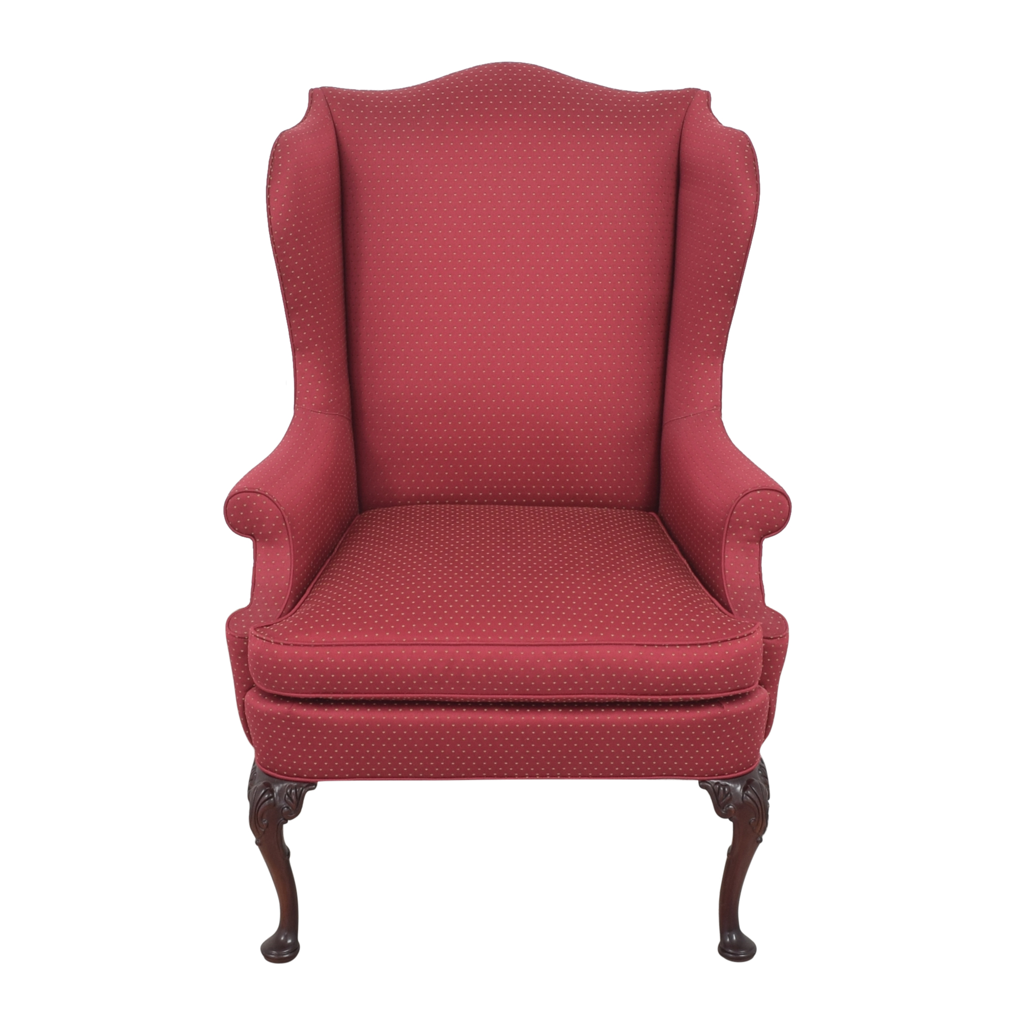 Hickory Chair Wing Accent Chair / Chairs